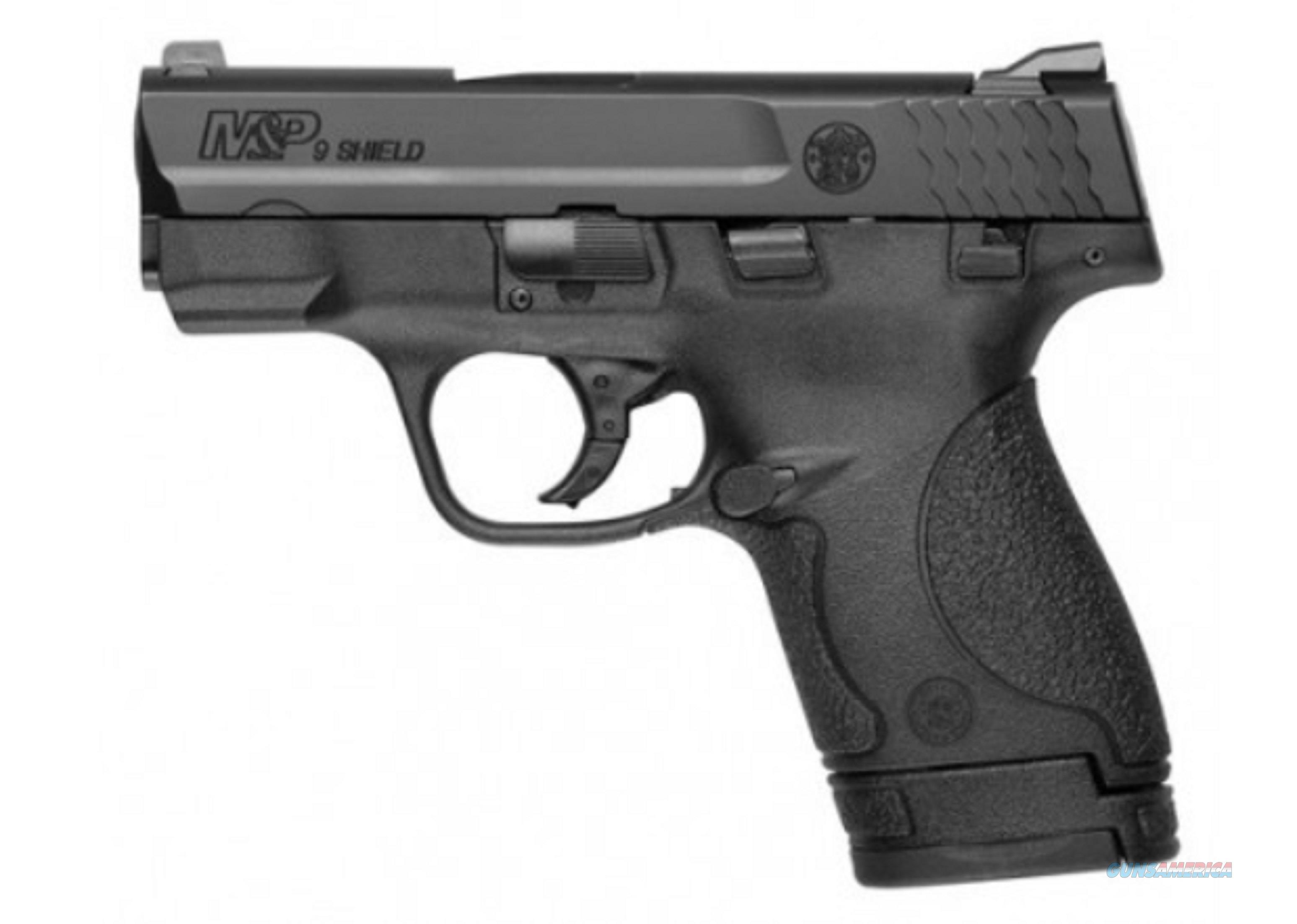 S&W SHIELD MP9 - NEW IN BOX  Guns > Pistols > Smith & Wesson Pistols - Autos > Shield