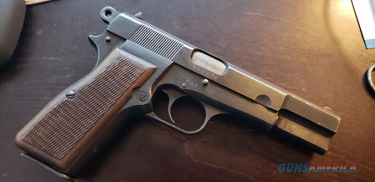 Nazi browning Hi-power  Guns > Pistols > Browning Pistols > Hi Power