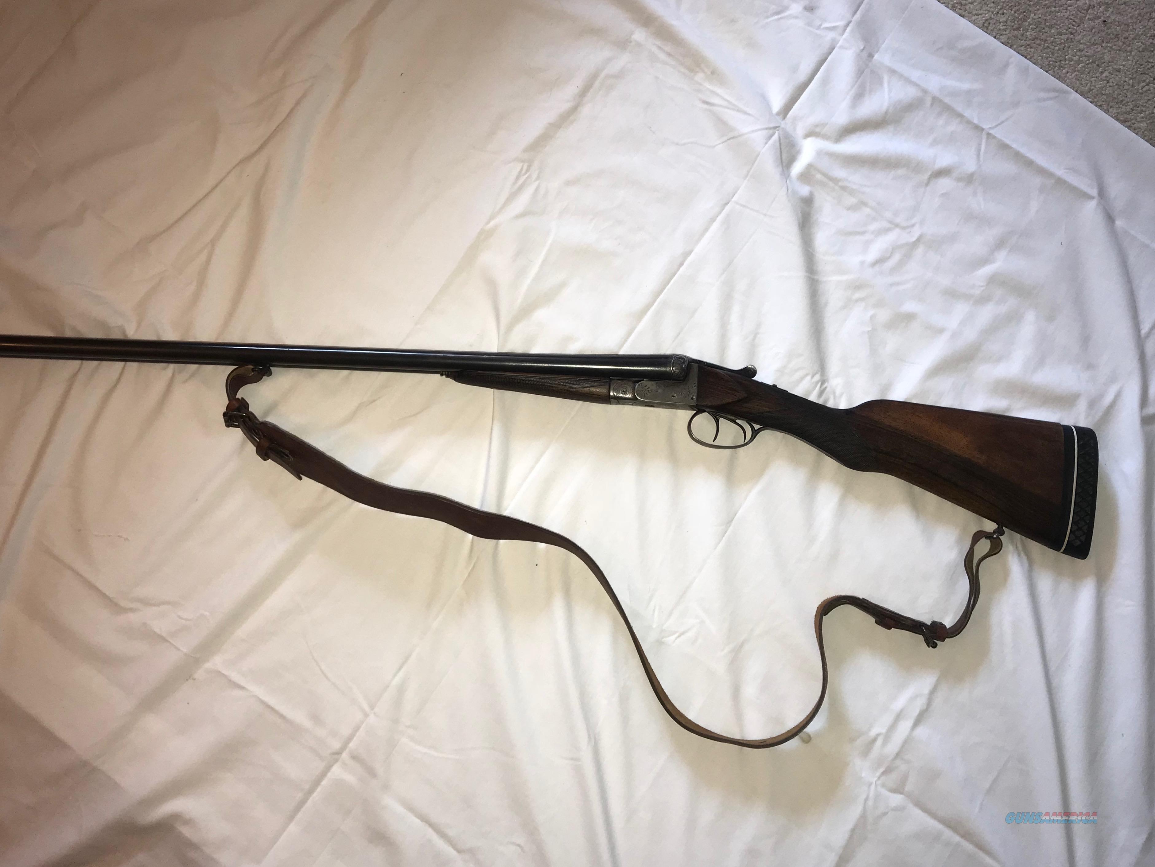 16 gauge SxS Belgian Guilde  Guns > Shotguns > B Misc Shotguns