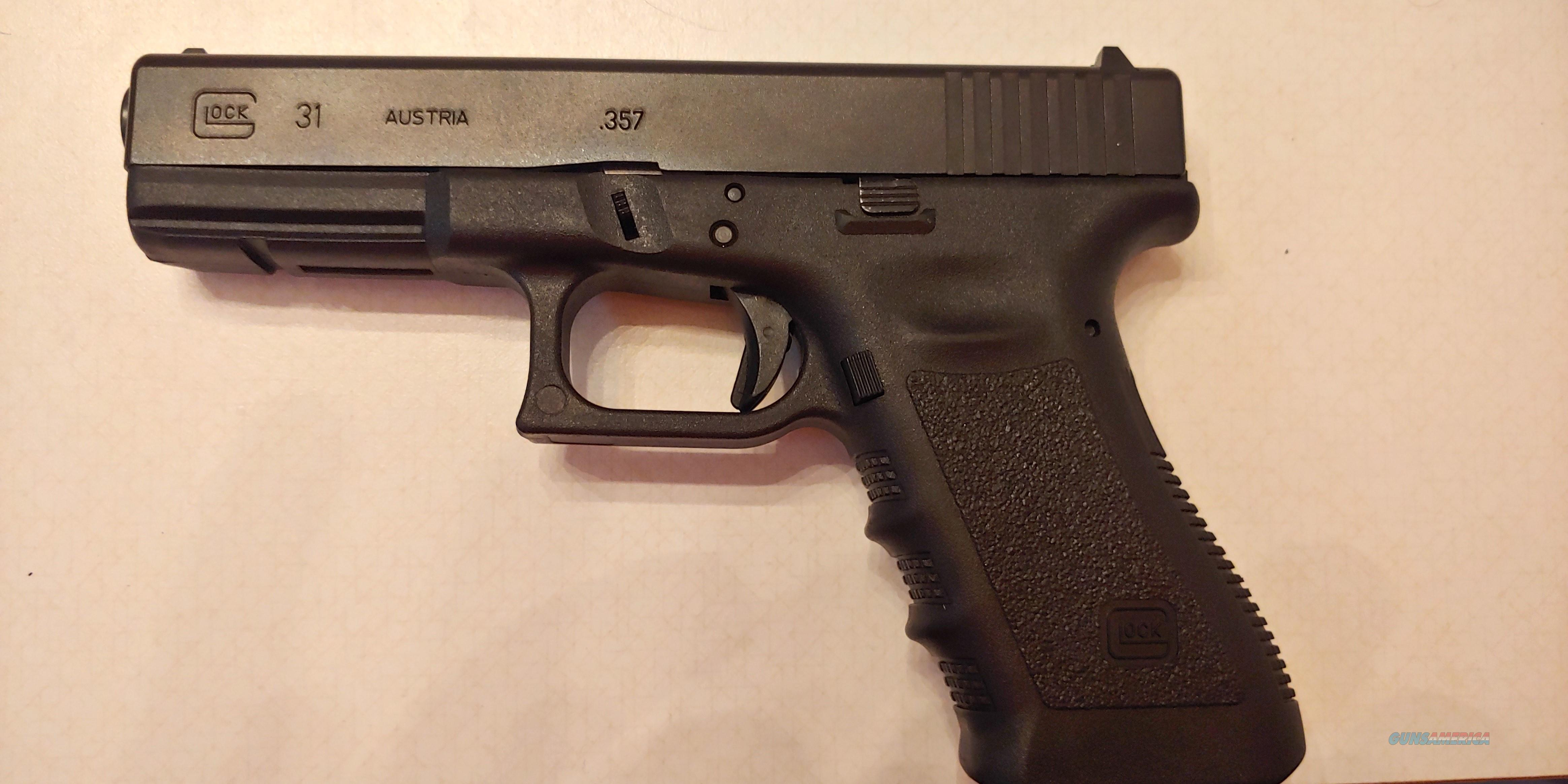 glock 31 .357 sig  Guns > Pistols > Glock Pistols > 31/32/33