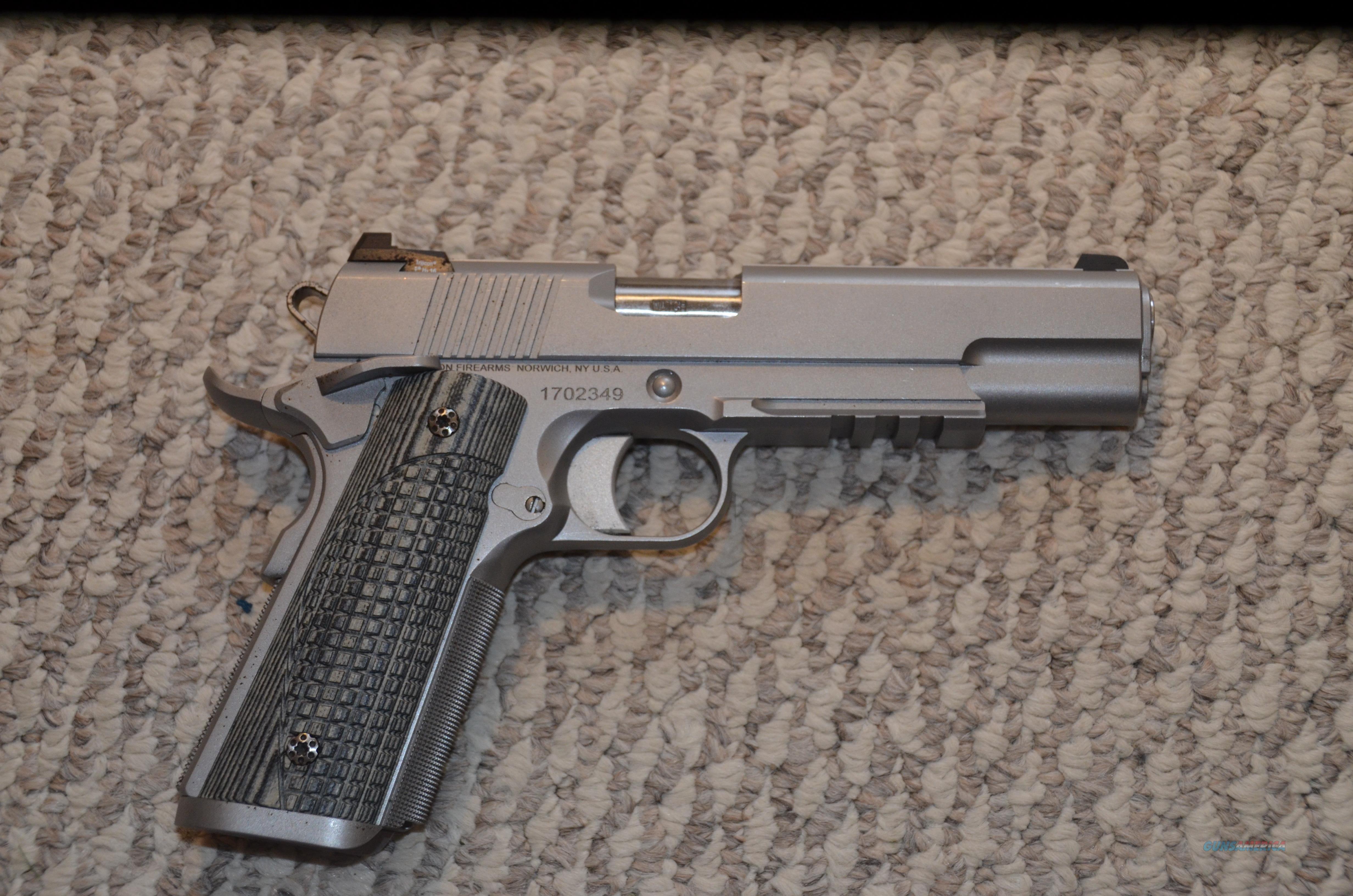 """CZ DAN WESSON SPECIALIST 9MM 5""""  Guns > Pistols > 1911 Pistol Copies (non-Colt)"""