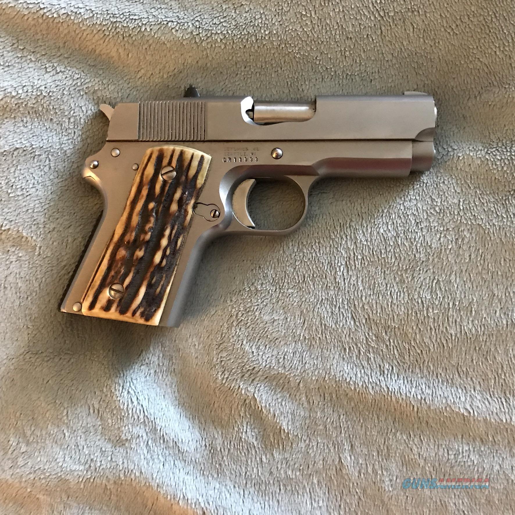 Detonics Combat Master  Guns > Pistols > 1911 Pistol Copies (non-Colt)