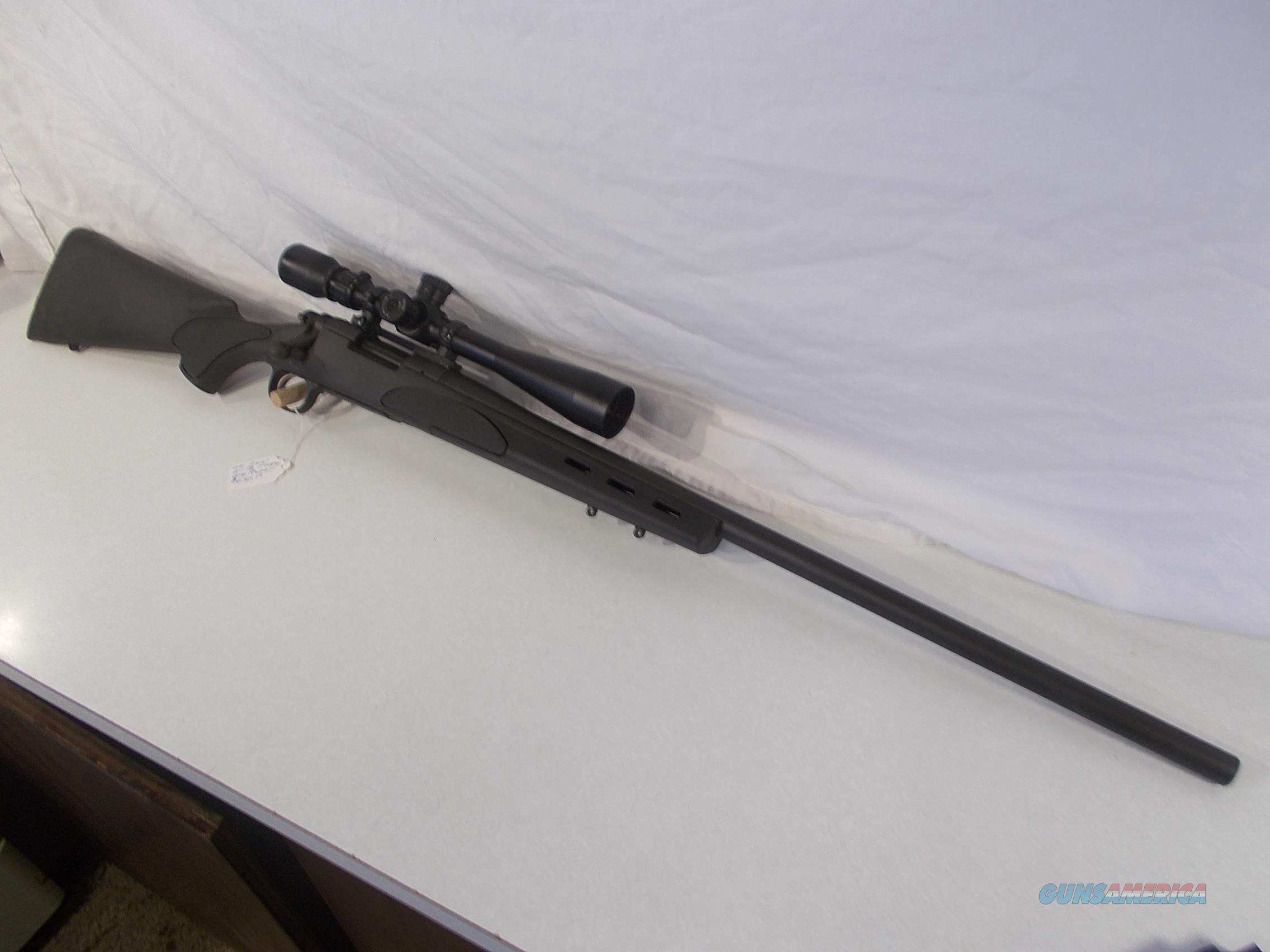 remington 700 sps varmit 204 heavy barrel  Guns > Rifles > Remington Rifles - Modern > Model 700 > Sporting