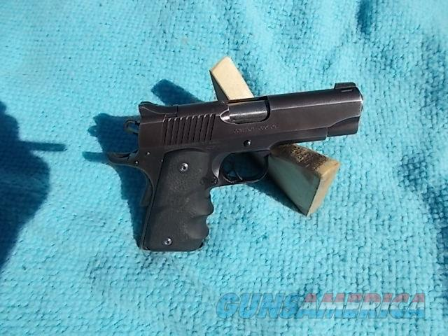 kimber compact custom 1911 45   Guns > Pistols > Kimber of America Pistols > 1911