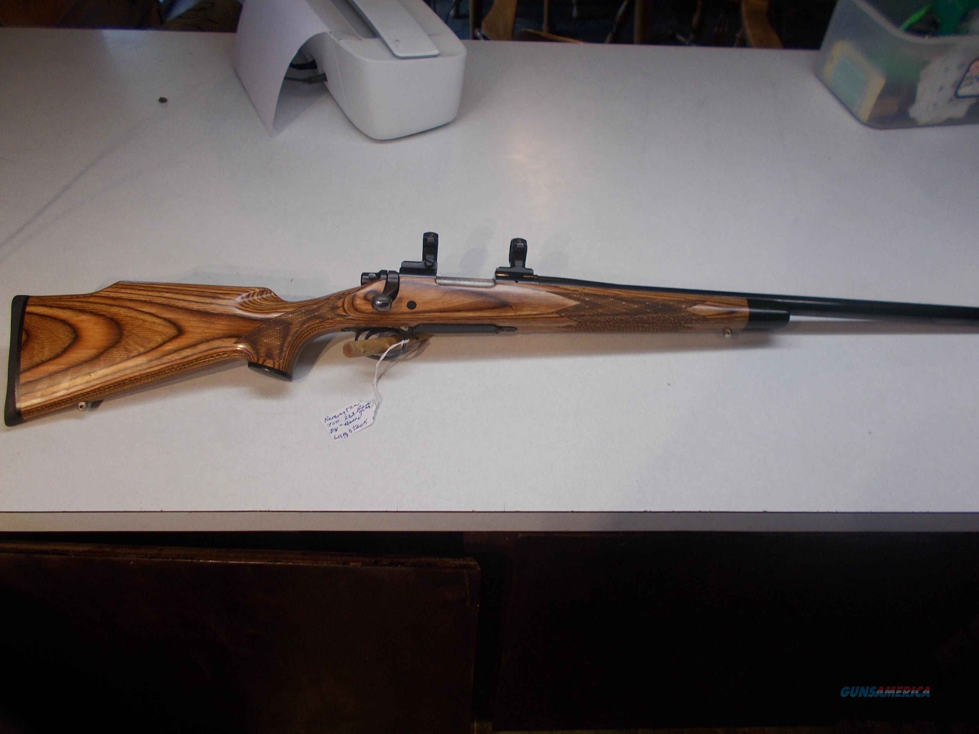 remington 700 222 rem. mag. as new  Guns > Rifles > Remington Rifles - Modern > Model 700 > Sporting