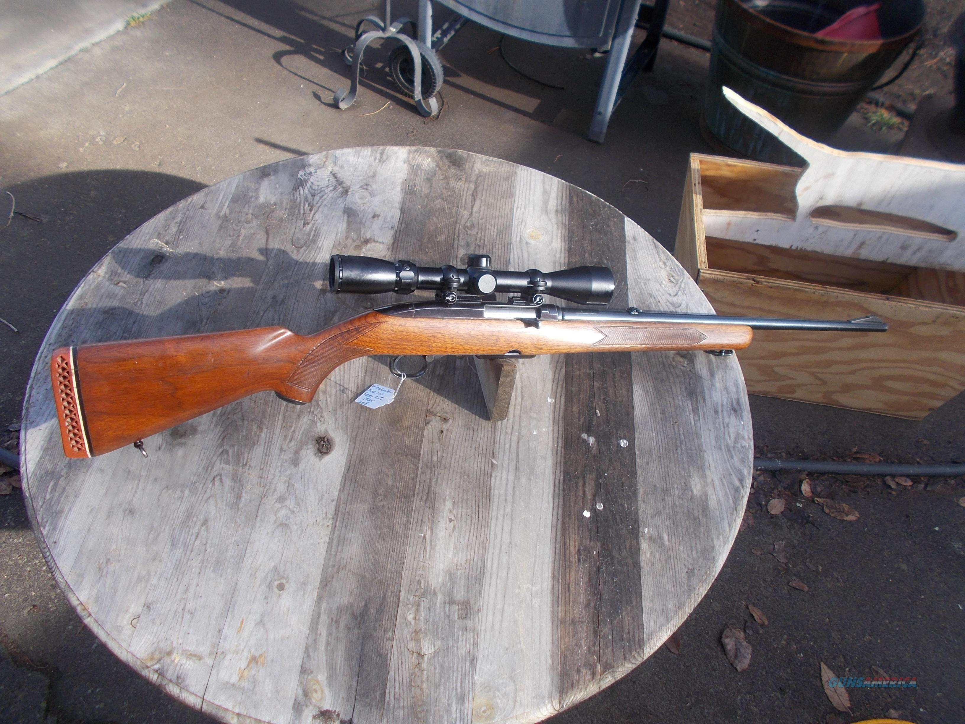 winchester model 100 308 1964  Guns > Rifles > Winchester Rifles - Modern Bolt/Auto/Single > Autoloaders