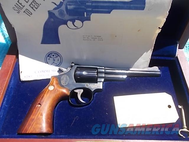 Smith&wesson 19-4 357 mag never fired  Guns > Pistols > Smith & Wesson Revolvers > Med. Frame ( K/L )