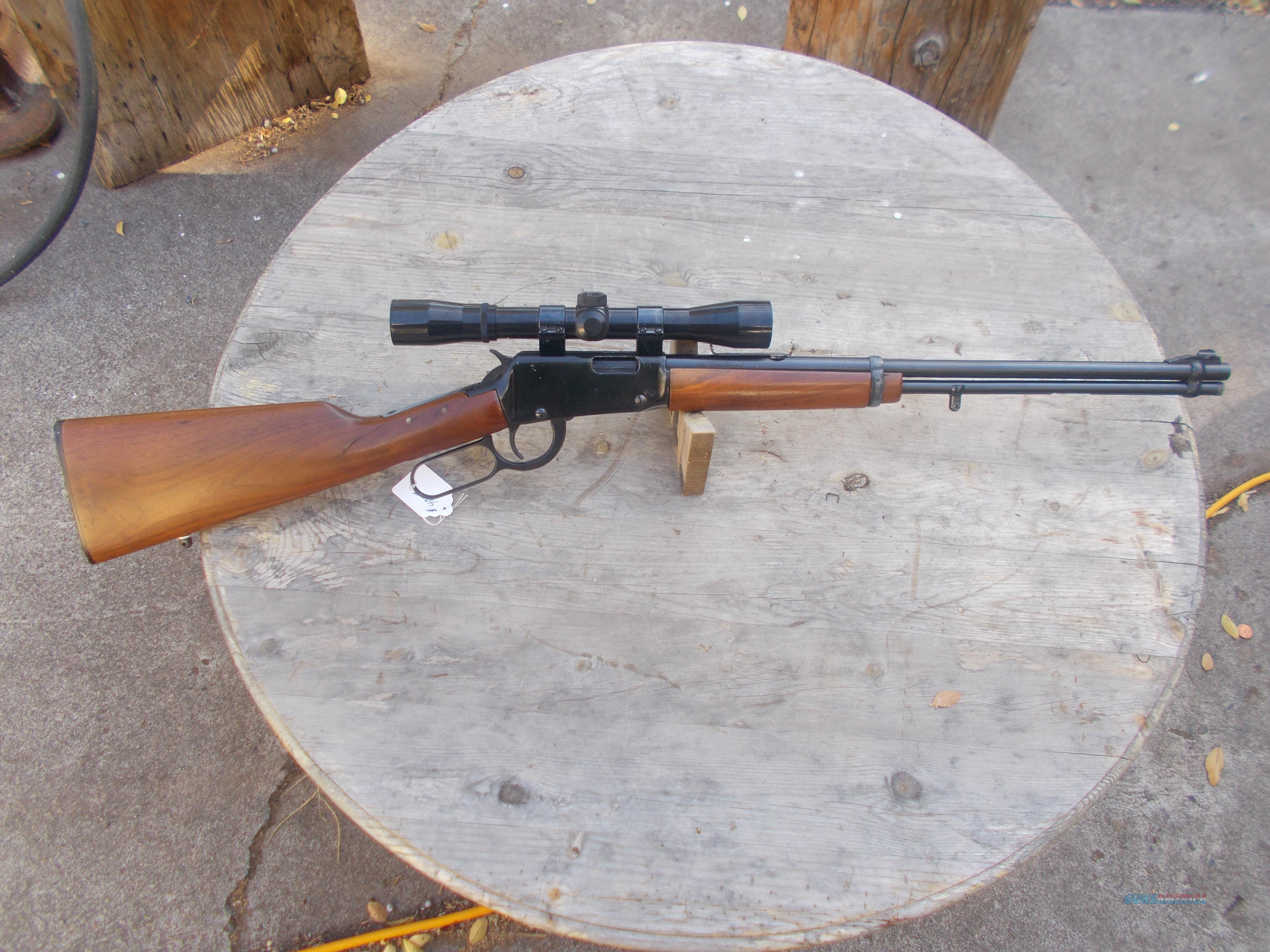 Ithaca mod.72 22mag  Guns > Rifles > Ithaca Rifles