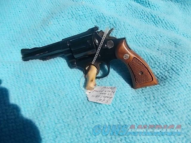 smith&wesson mod.48-4 22mag   Guns > Pistols > Smith & Wesson Revolvers > Med. Frame ( K/L )