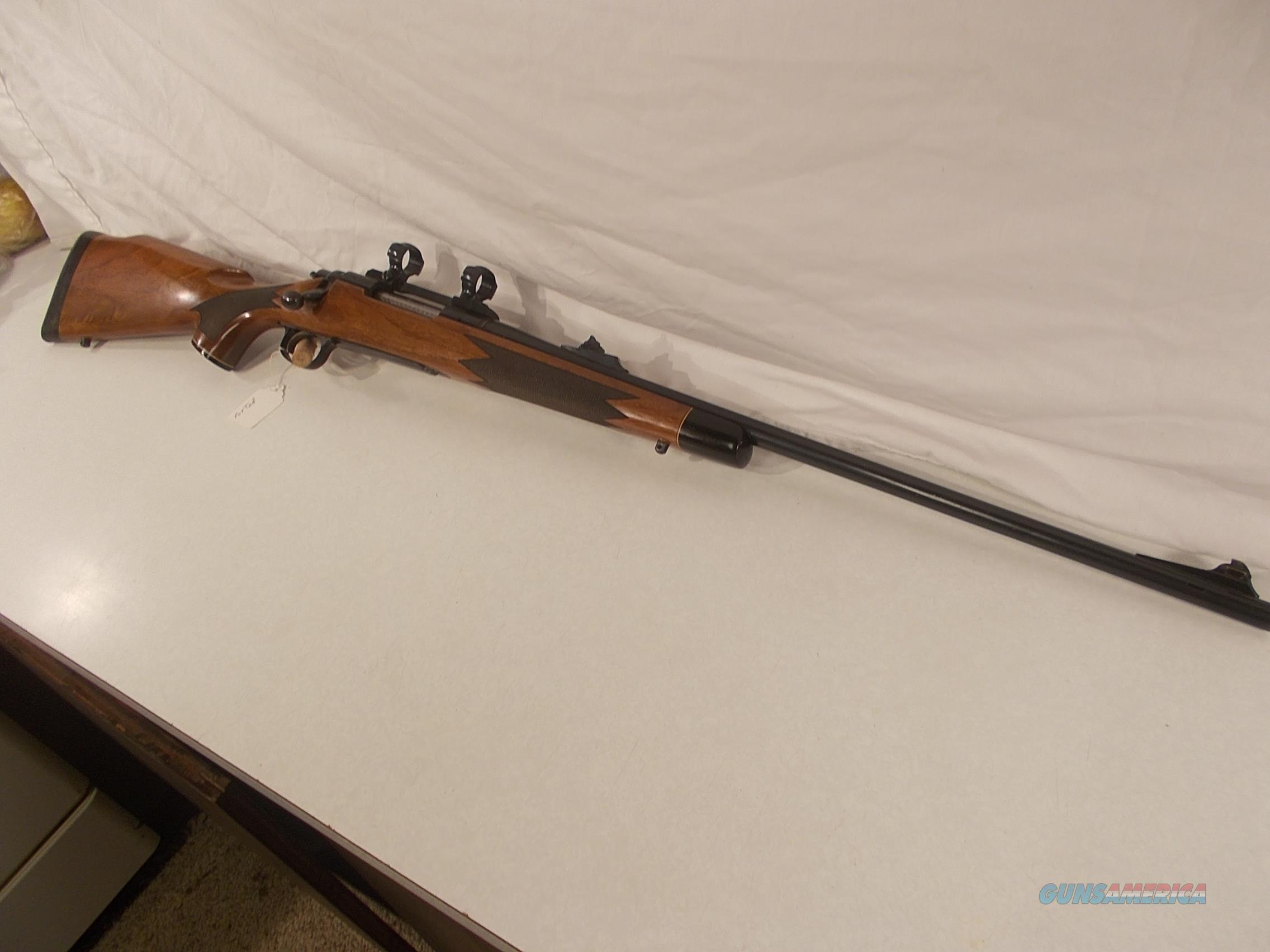 remington 700bdl 7mm mag ported  Guns > Rifles > Remington Rifles - Modern > Model 700 > Sporting