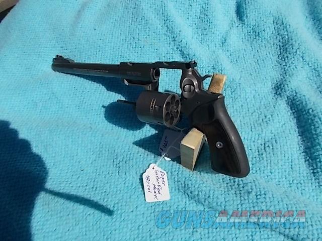 ruger 480 super redhawk  9.5 inch barrel  Guns > Pistols > Ruger Double Action Revolver > Redhawk Type