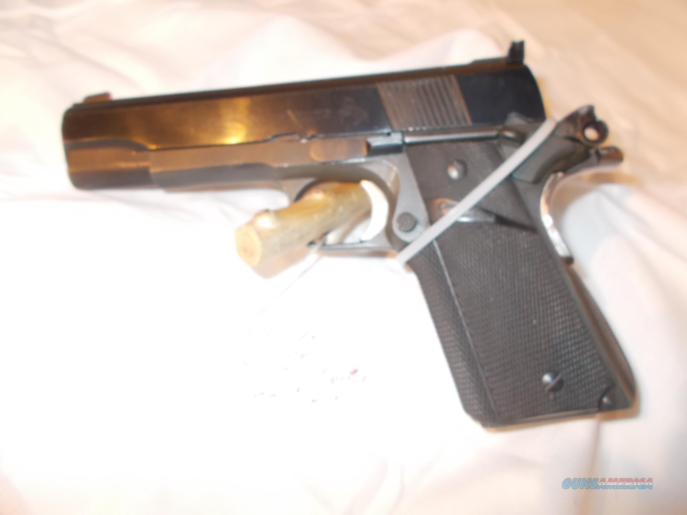 colt slide on essex frame 1911 22lr  Guns > Pistols > Colt Automatic Pistols (22 Cal.)