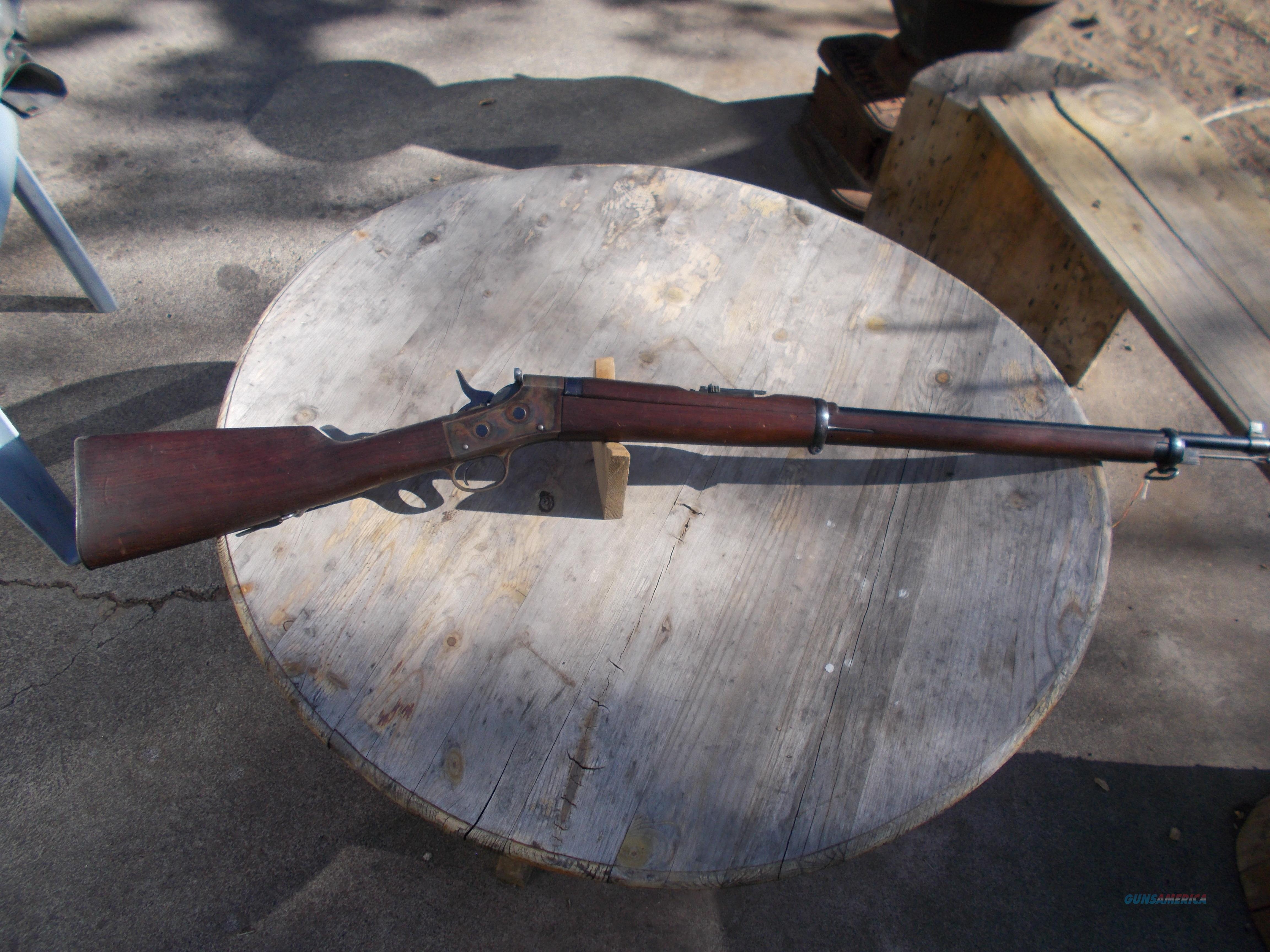 1901 remington rolling block 7mm  Guns > Rifles > Remington Rifles - Modern > Other