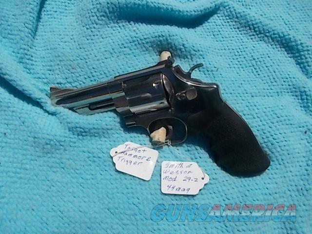 smith&wesson 29-2 44 mag  Guns > Pistols > Smith & Wesson Revolvers > Full Frame Revolver