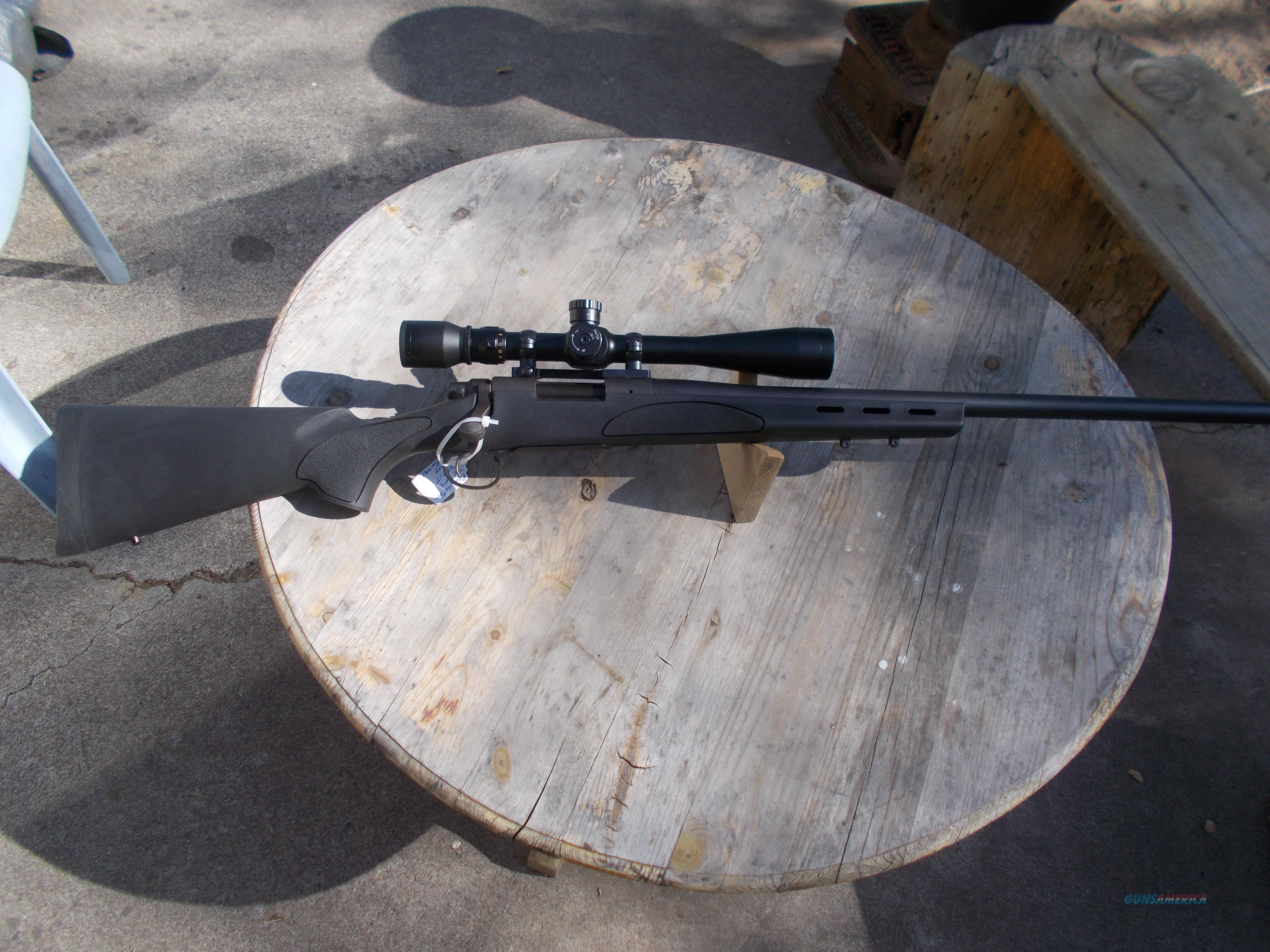 remington 700 sps 204 w/scope as new  Guns > Rifles > Remington Rifles - Modern > Model 700 > Sporting