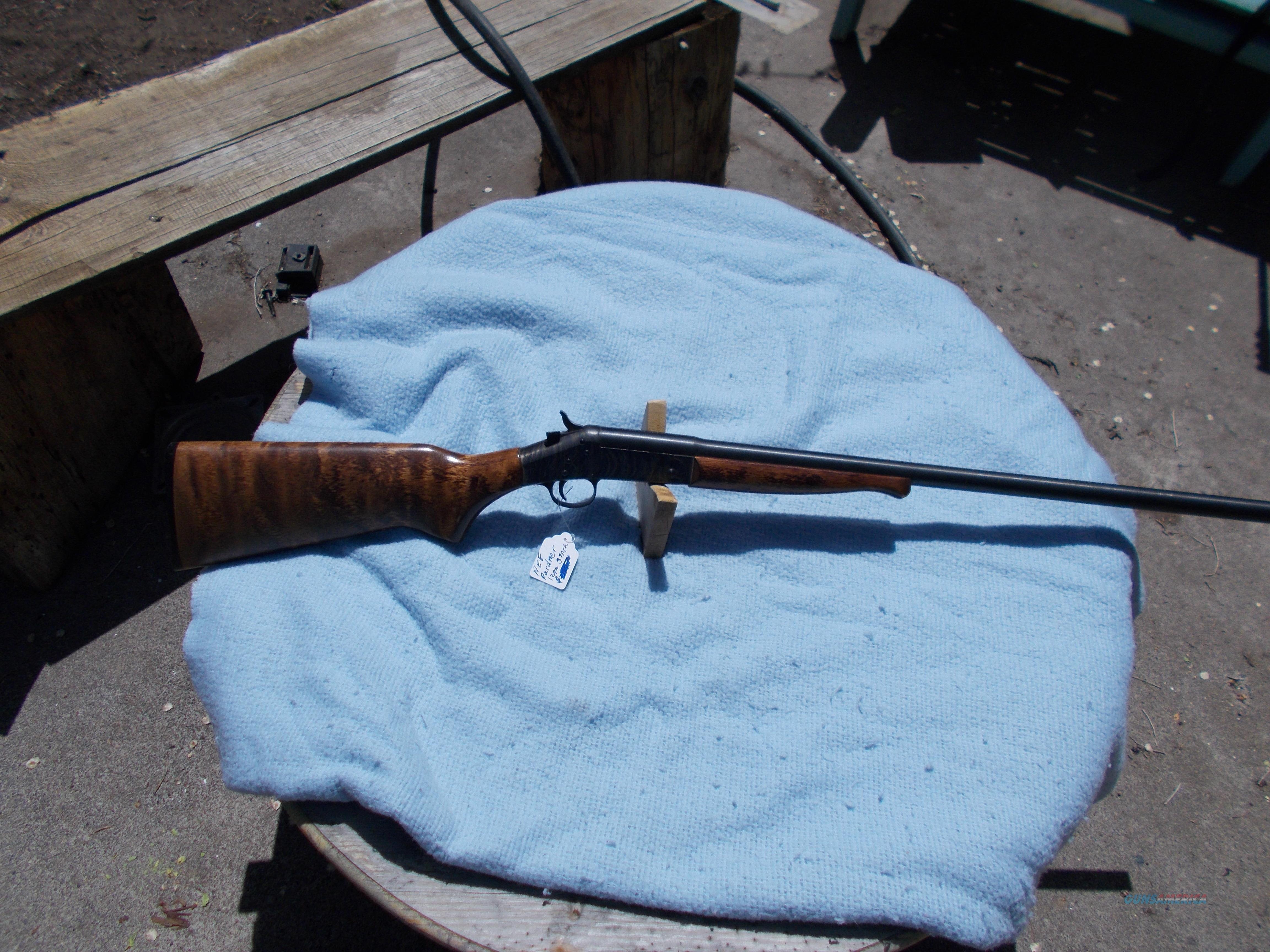 NEF sb1 12 ga 3 inch  Guns > Shotguns > New England Firearms (NEF) Shotguns