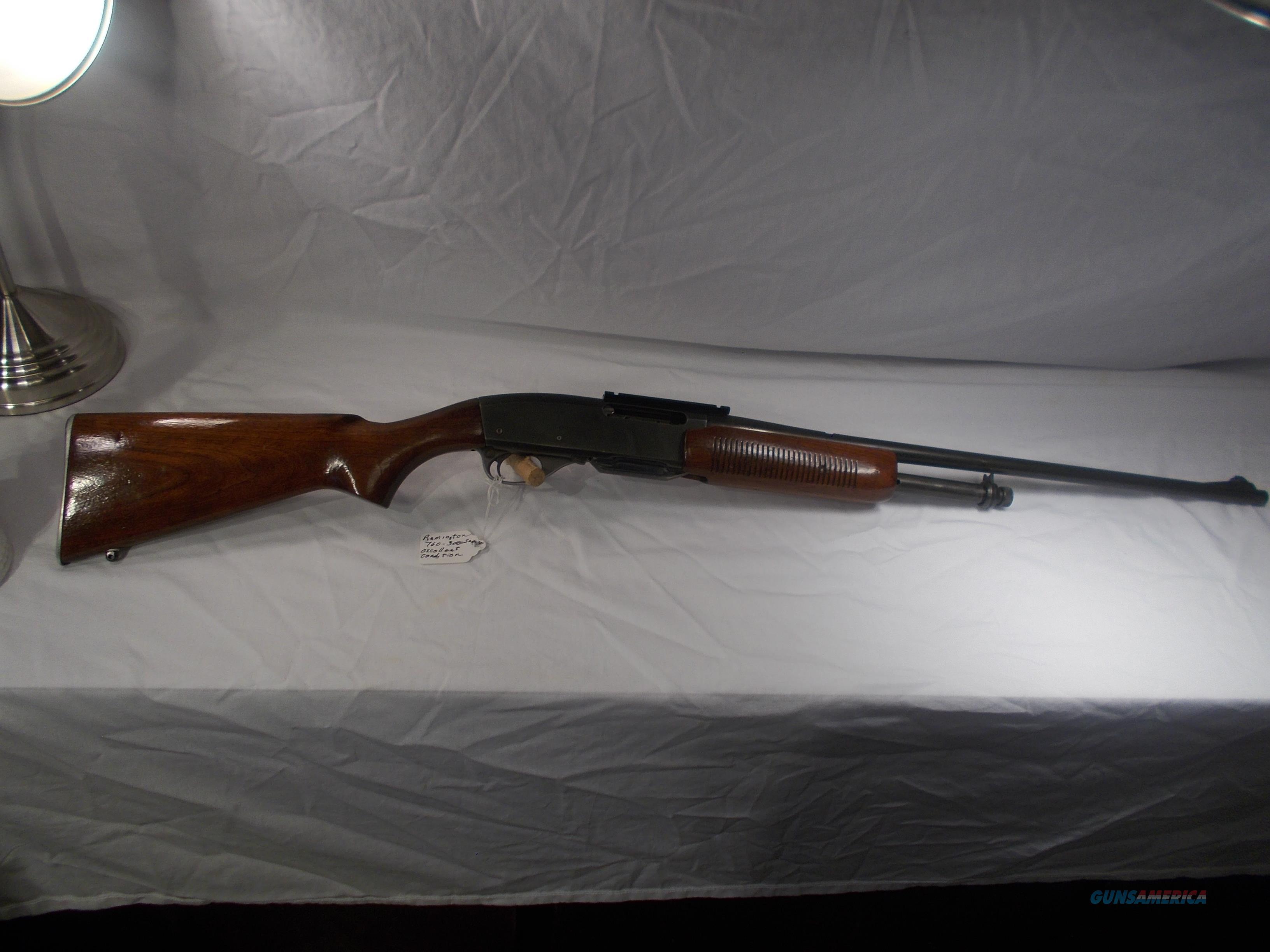 remington 760 300 savage  Guns > Rifles > Remington Rifles - Modern > Other