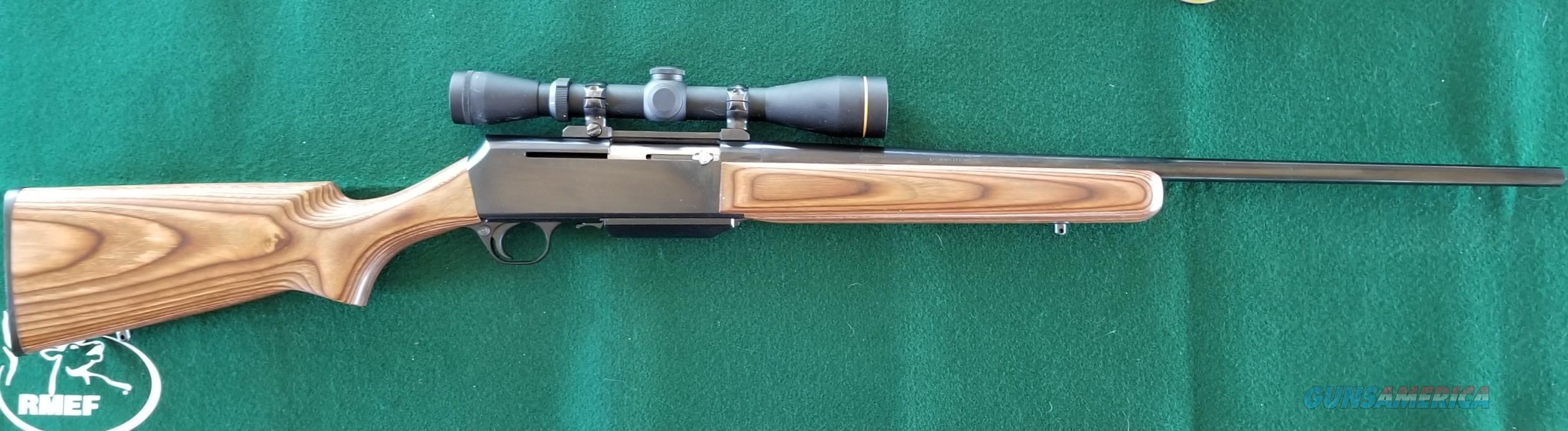 Belgium  Browning BAR 7MM Mag w/ Brand New Leupold VX2  3-9X40 Scope  Guns > Rifles > Browning Rifles > Semi Auto > Hunting