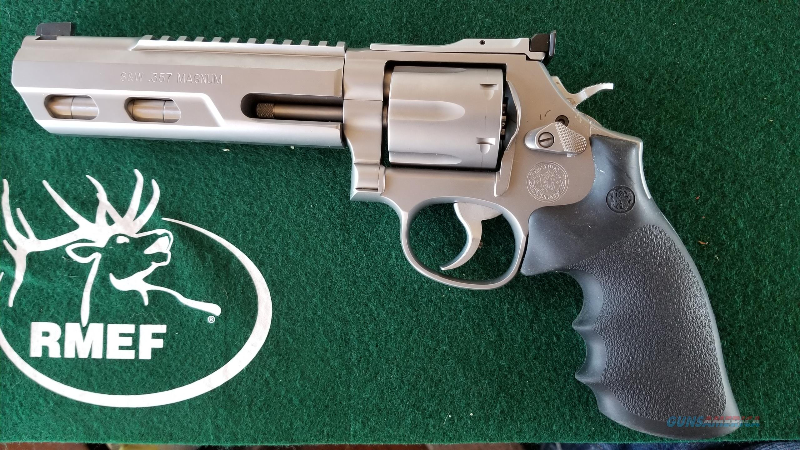 Smith&Wesson M686 Competitor Performance Center 357 Mag  Guns > Pistols > Smith & Wesson Revolvers > Performance Center