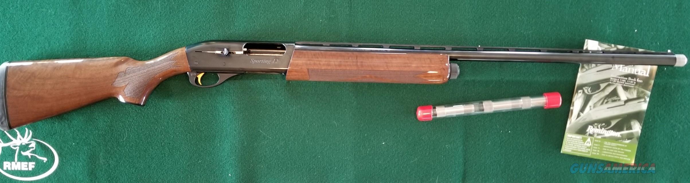 "New Remington 1100 Sporting 12 Gauge 28"" barrel  Guns > Shotguns > Remington Shotguns  > Autoloaders > Hunting"