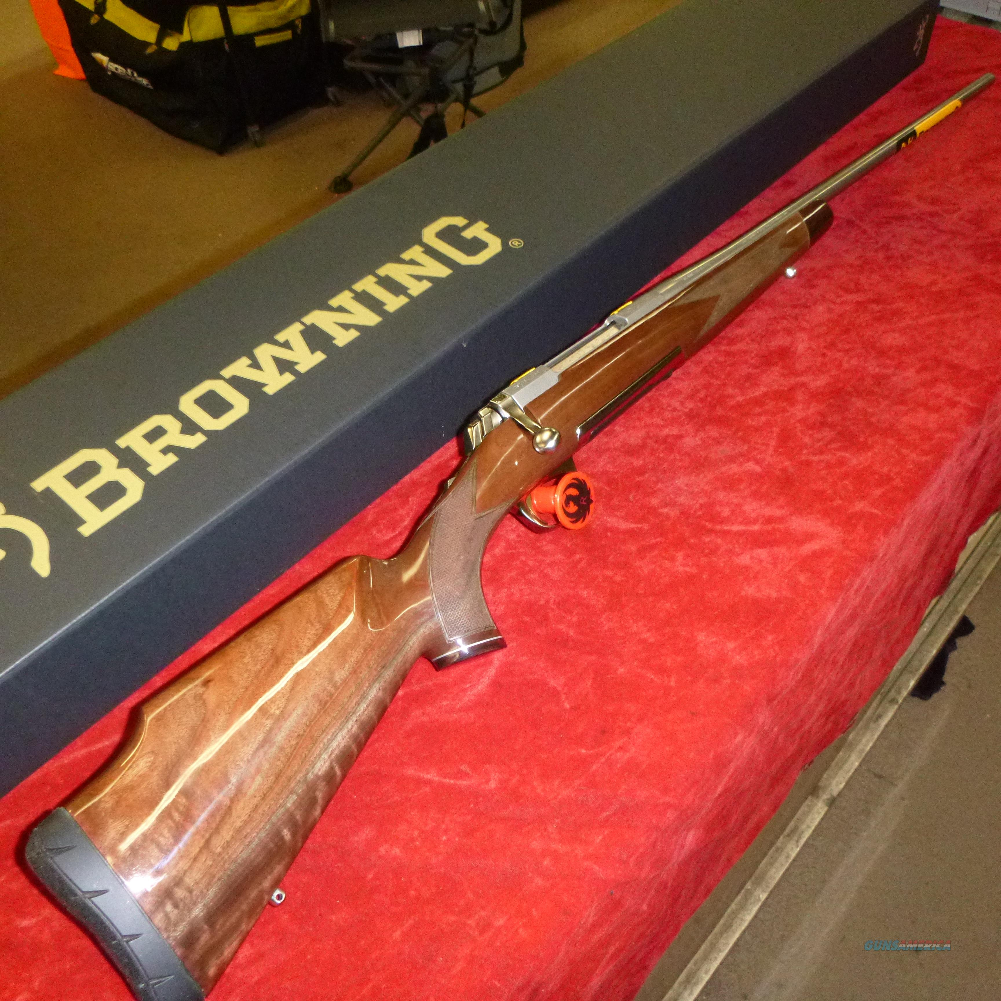 """Browning X-Bolt White Gold Medallion 300WIN/26""""  Guns > Rifles > Browning Rifles > Bolt Action > Hunting > Stainless"""