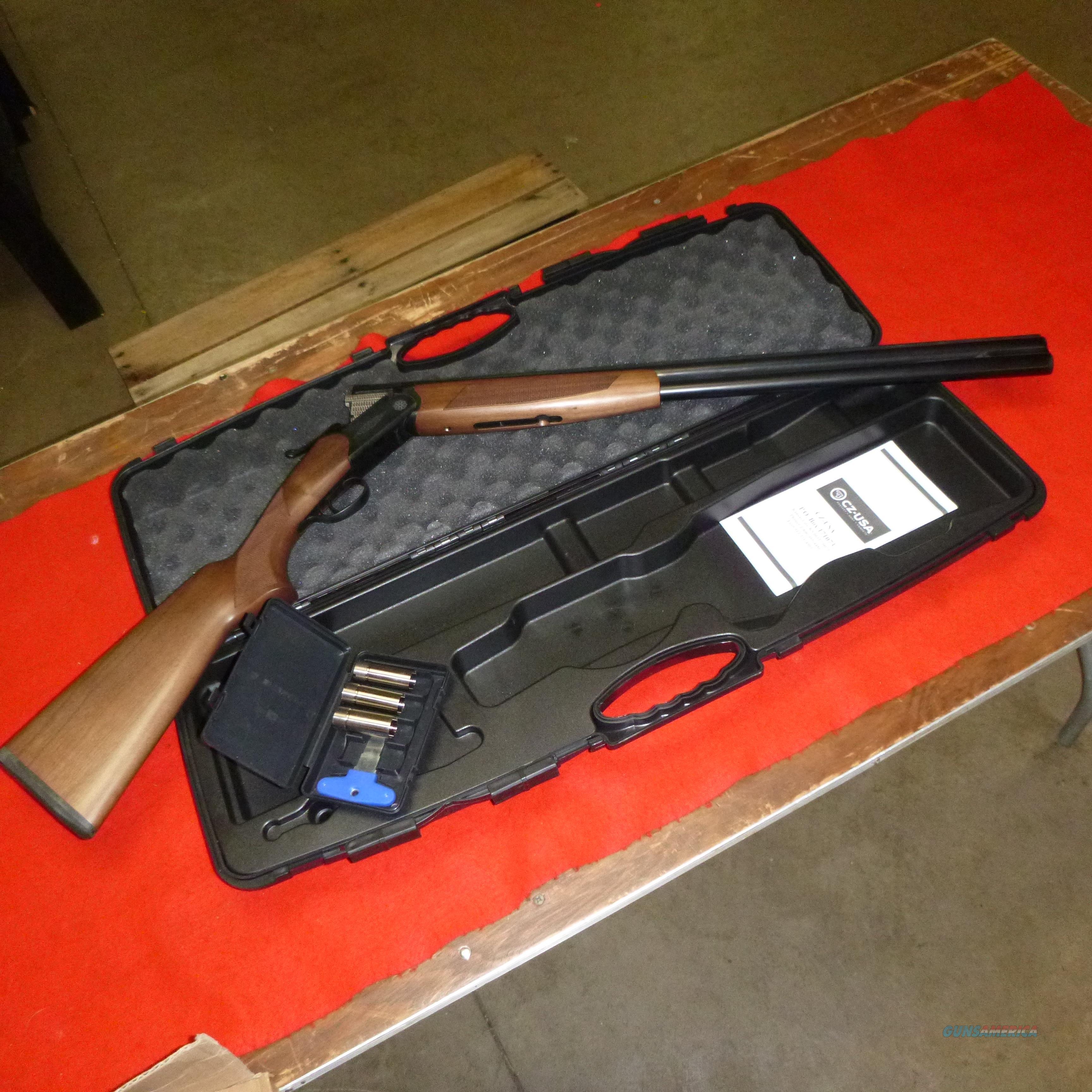 """CZ Drake 12GA/28"""" MINT  Guns > Shotguns > CZ Shotguns"""
