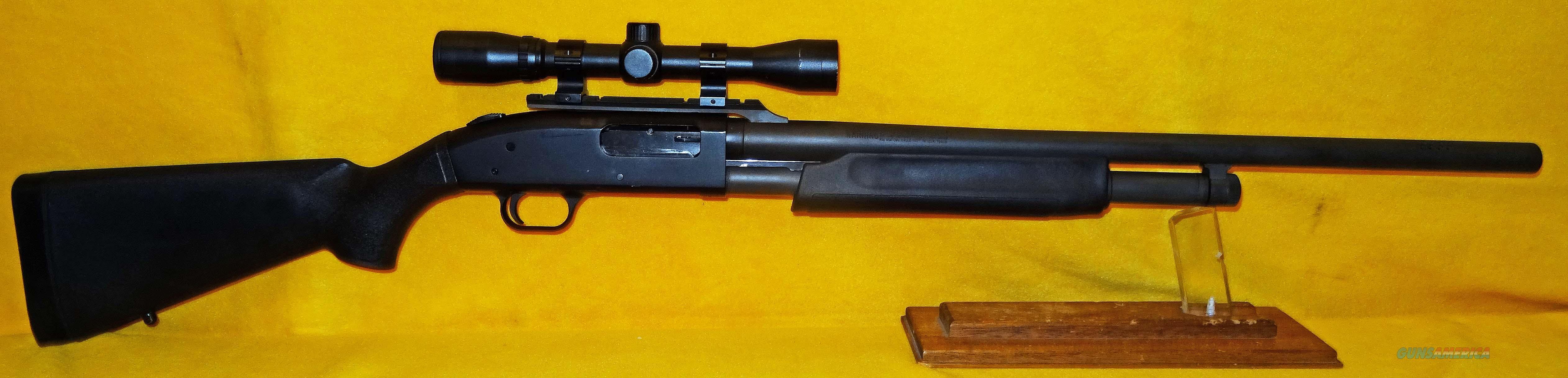 MOSSBERG 500A  Guns > Shotguns > Mossberg Shotguns > Pump > Sporting