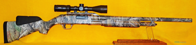 MOSSBERG 500  Guns > Shotguns > Mossberg Shotguns > Pump > Sporting
