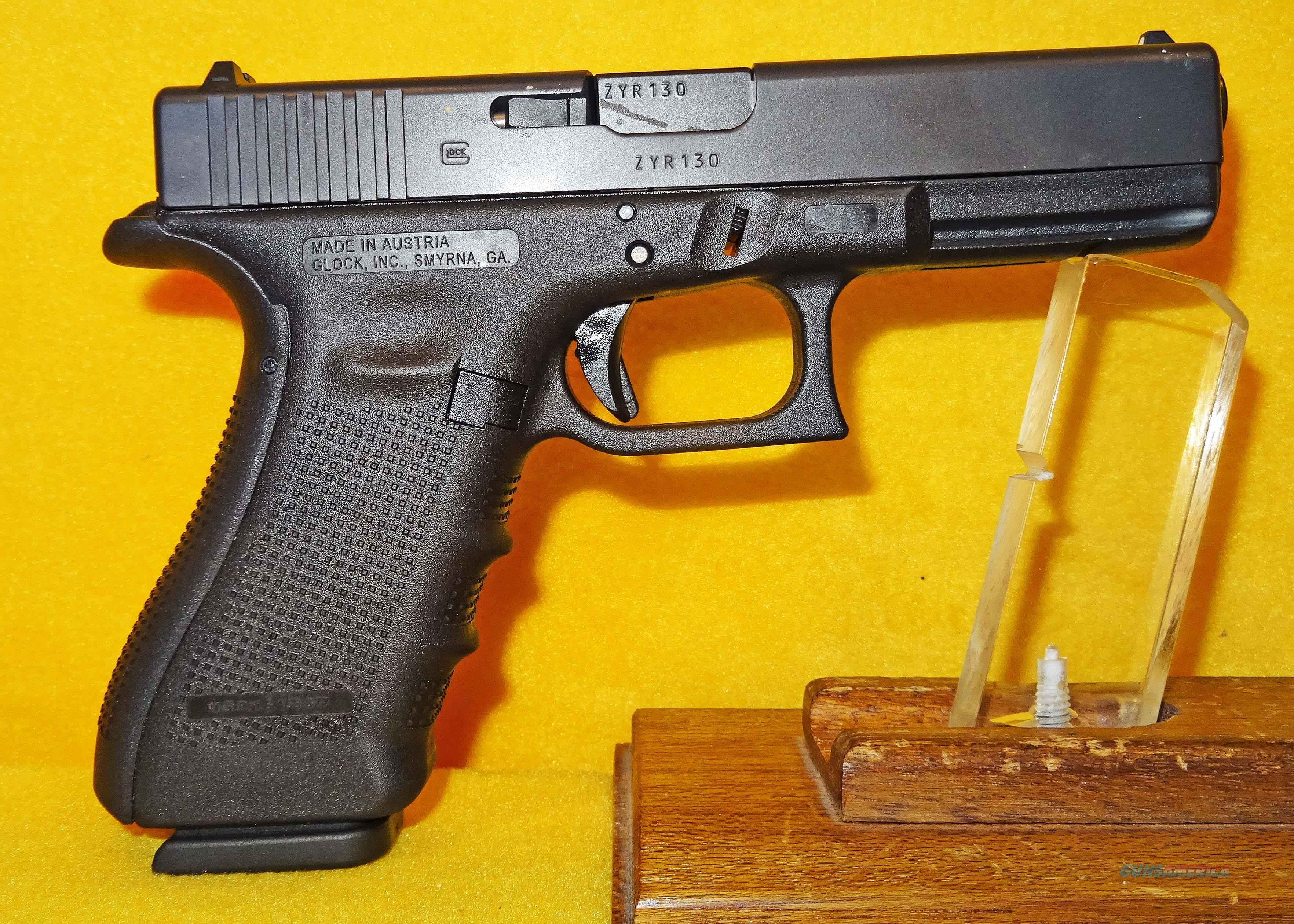 GLOCK  22 ( GEN 4 )  Guns > Pistols > Glock Pistols > 22