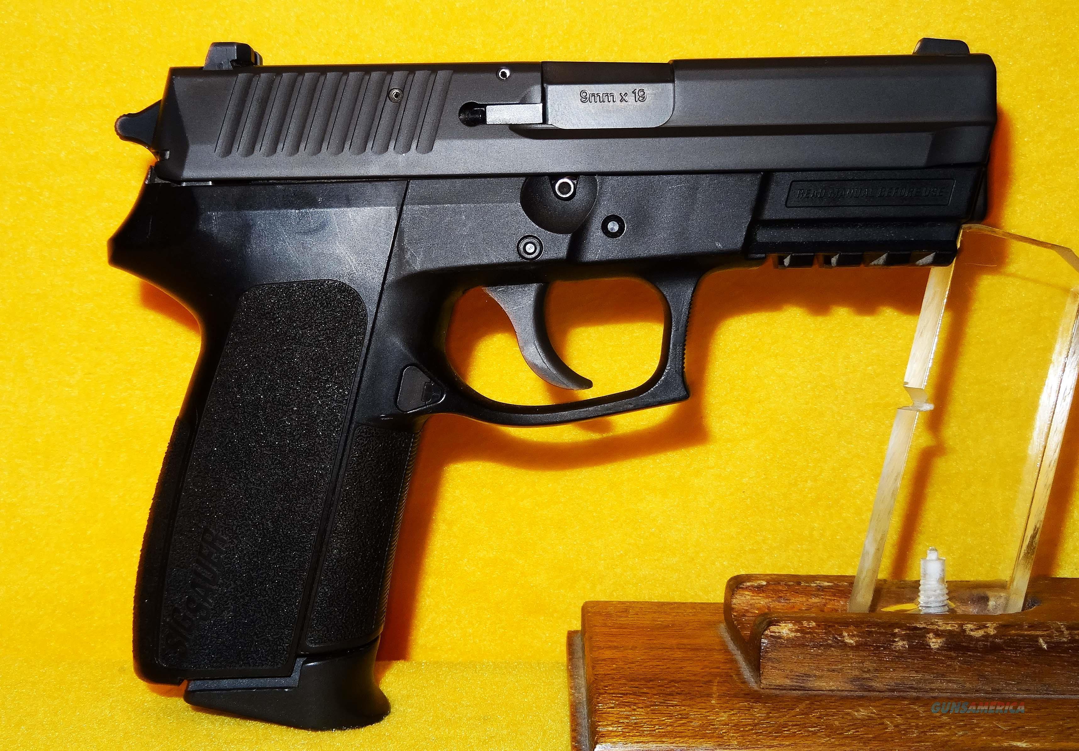 SIG SAUER SP2022  Guns > Pistols > Sig - Sauer/Sigarms Pistols > 2022