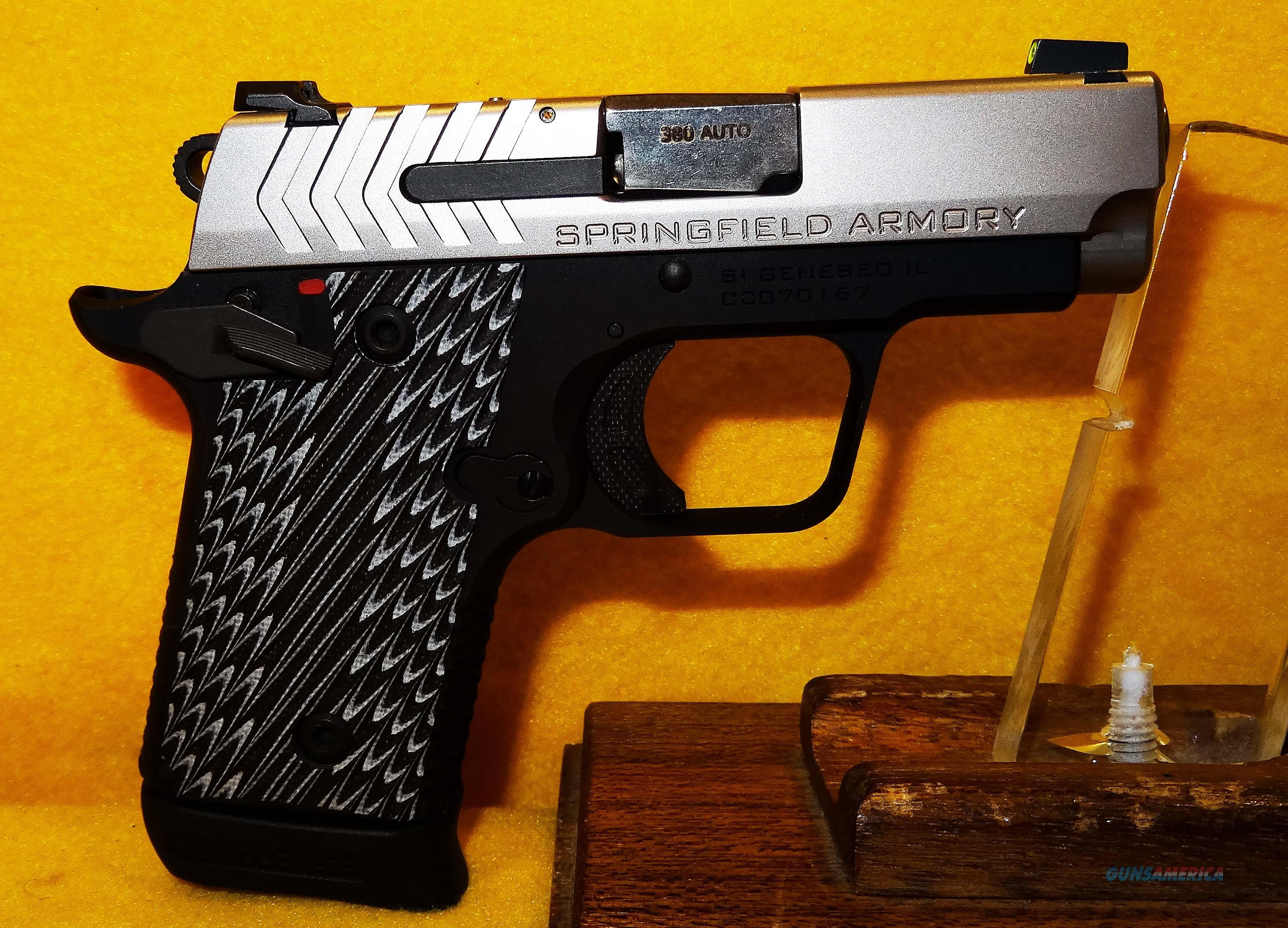 SPRINGFIELD ARMORY 911  Guns > Pistols > Springfield Armory Pistols > 911