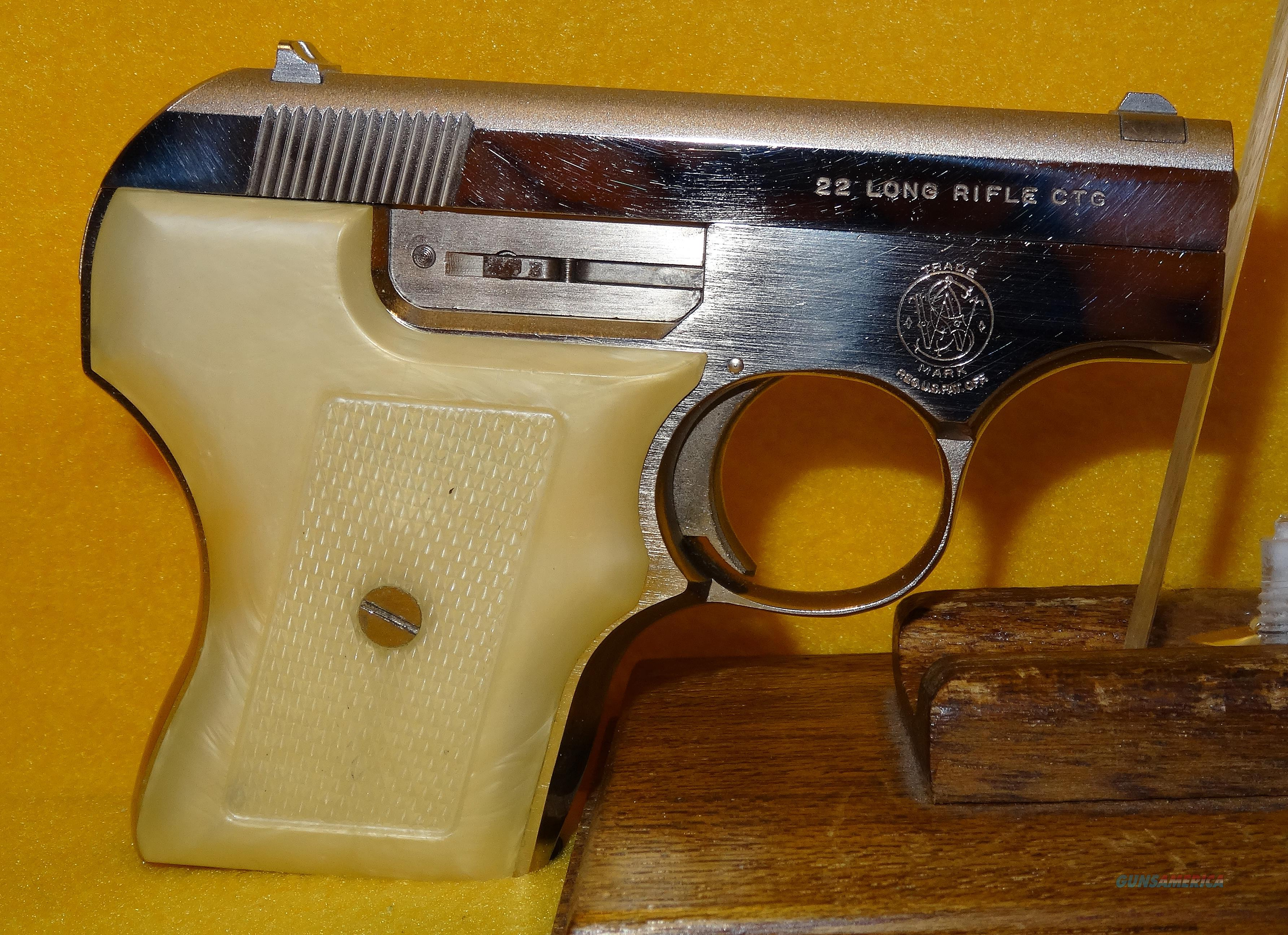 S&W 61  Guns > Pistols > Smith & Wesson Pistols - Autos > Alloy Frame