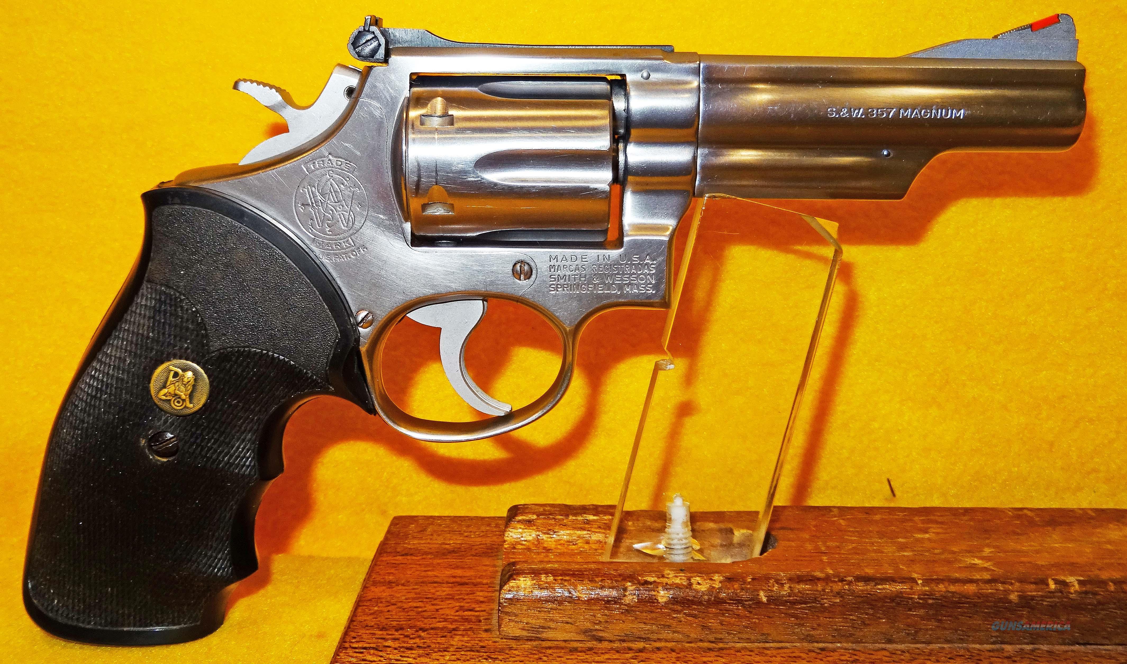 S&W 66  Guns > Pistols > Smith & Wesson Revolvers > Med. Frame ( K/L )
