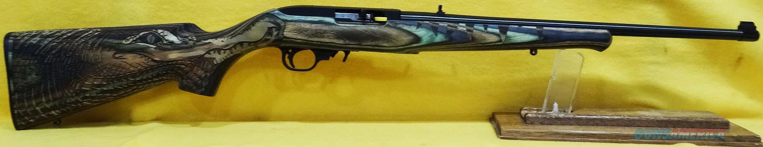 RUGER 10/22 GATOR  Guns > Rifles > Ruger Rifles > 10-22