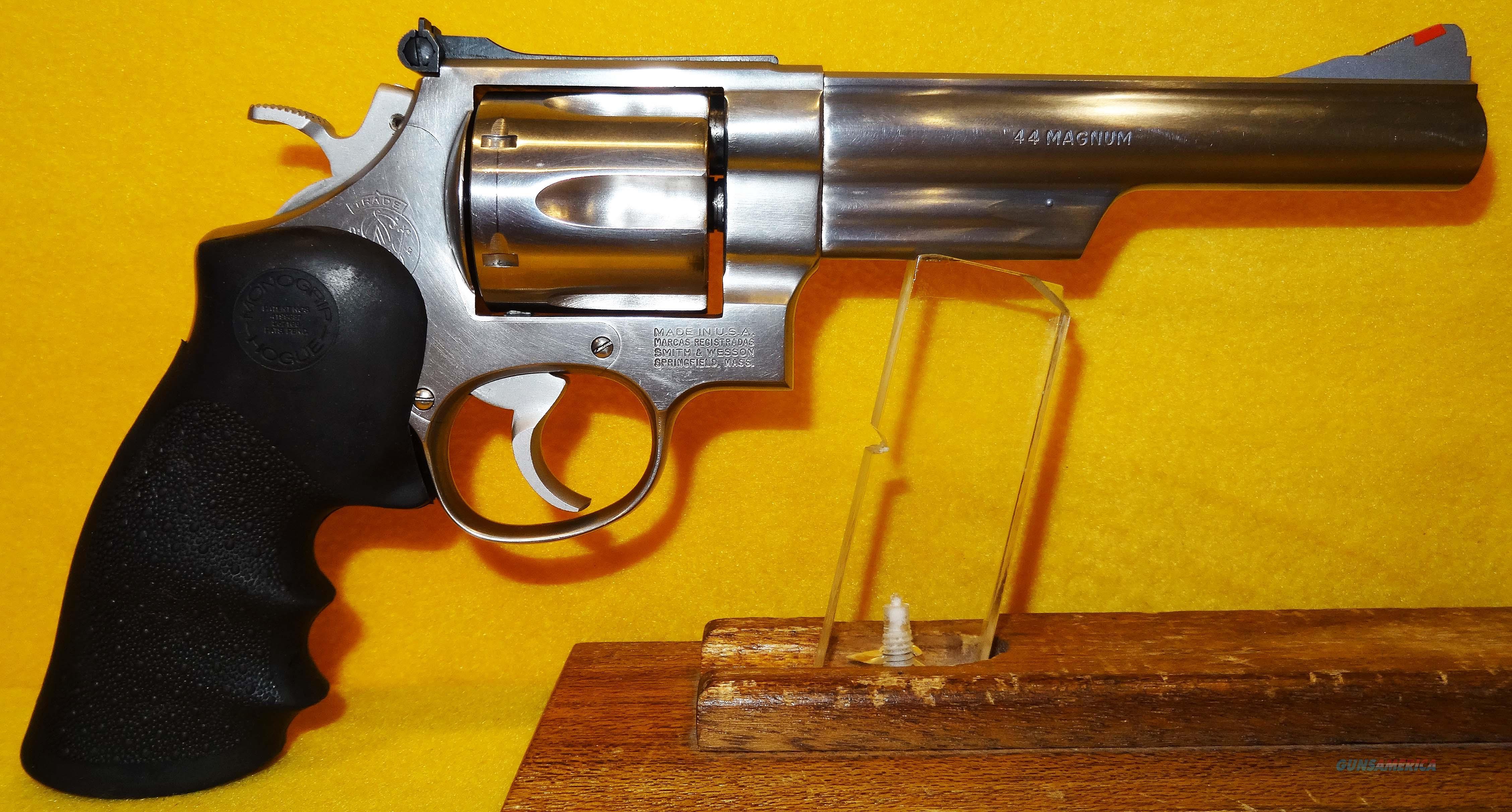S&W 629-1  Guns > Pistols > Smith & Wesson Revolvers > Model 629
