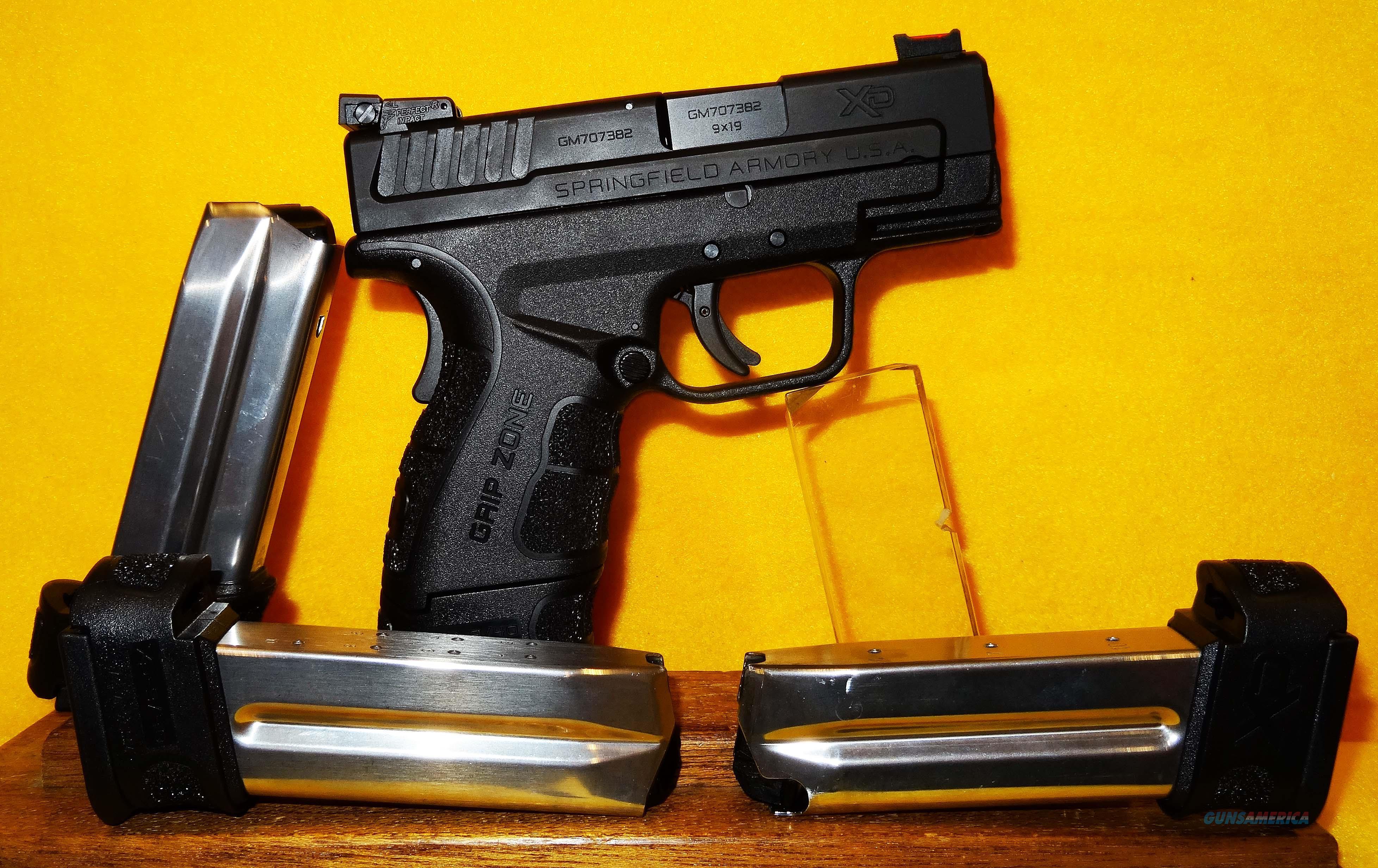 SPRINGFIELD ARMORY XD MOD.2  Guns > Pistols > Springfield Armory Pistols > XD-Mod.2