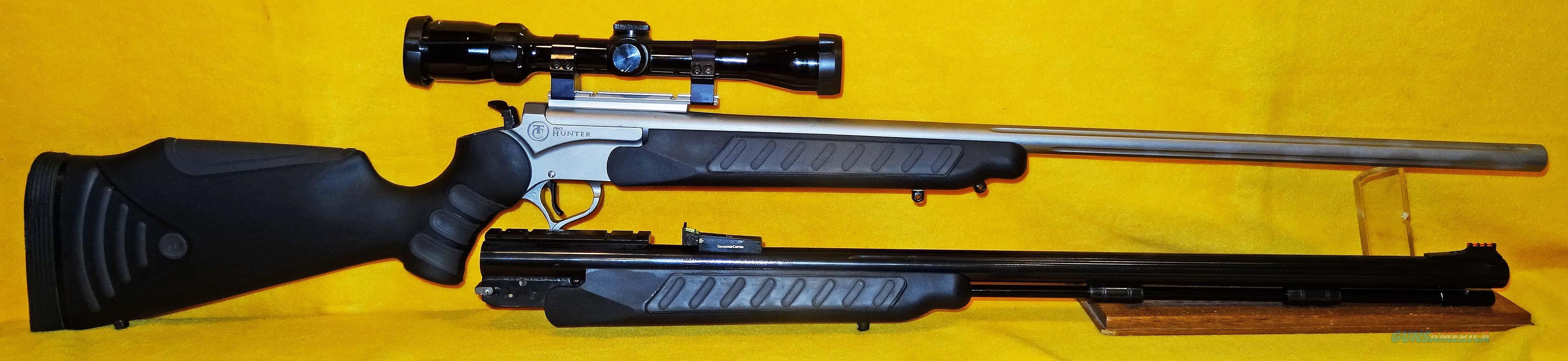 THOMPSON CENTER ENCORE PRO HUNTER  Guns > Rifles > Thompson Center Rifles > Pro Hunter