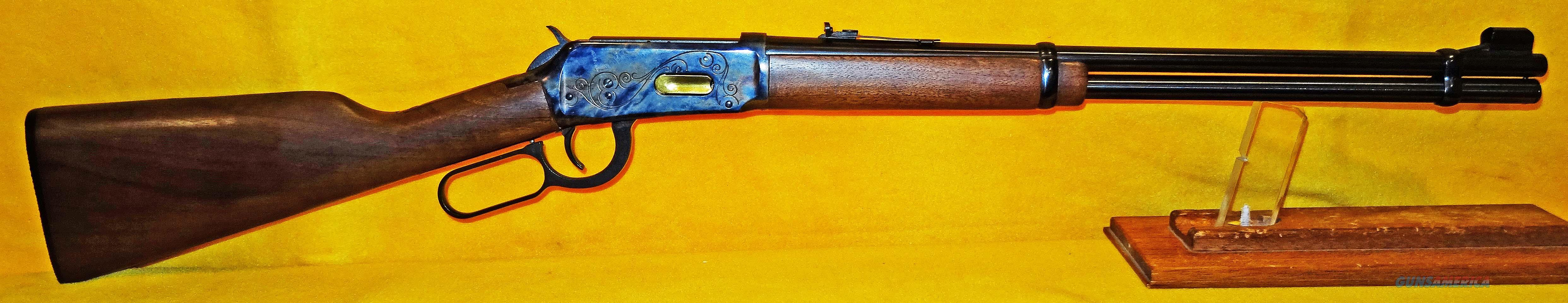 WINCHESTER 94 (ANTIQUE SADDLE RING RIFLE)  Guns > Rifles > Winchester Rifles - Modern Lever > Model 94 > Post-64