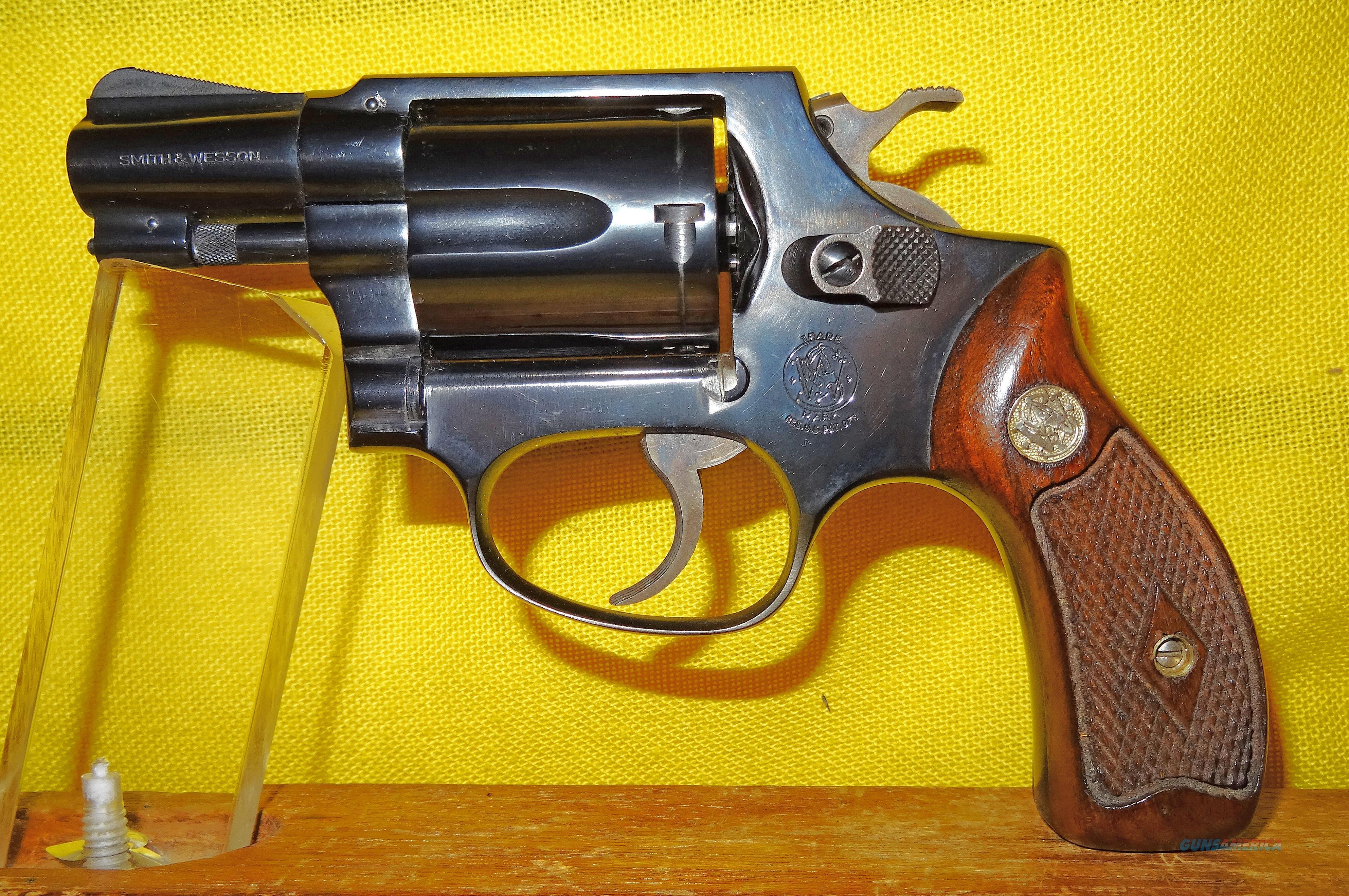 S&W 36  Guns > Pistols > Smith & Wesson Revolvers > Small Frame ( J )