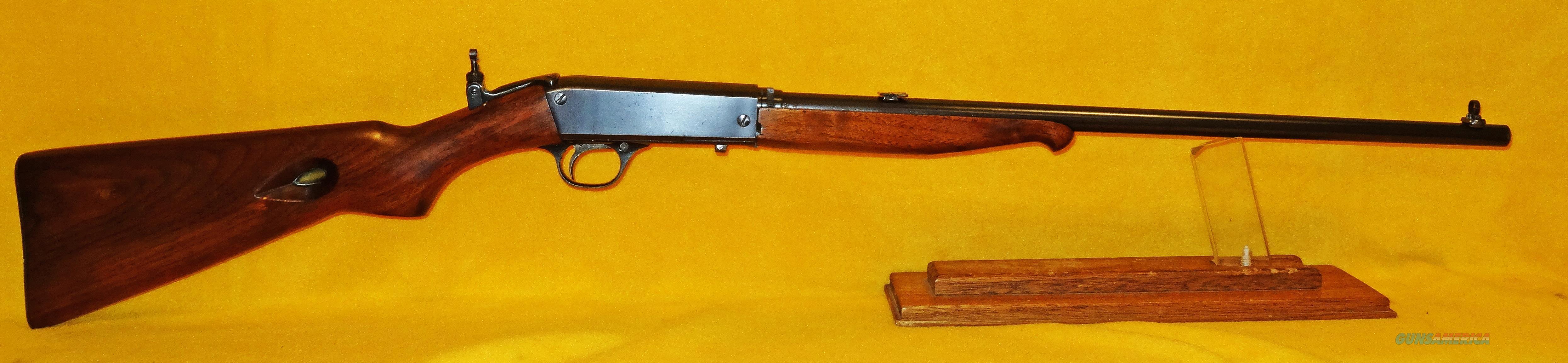 REMINGTON 24  Guns > Rifles > Remington Rifles - Modern > .22 Rimfire Models
