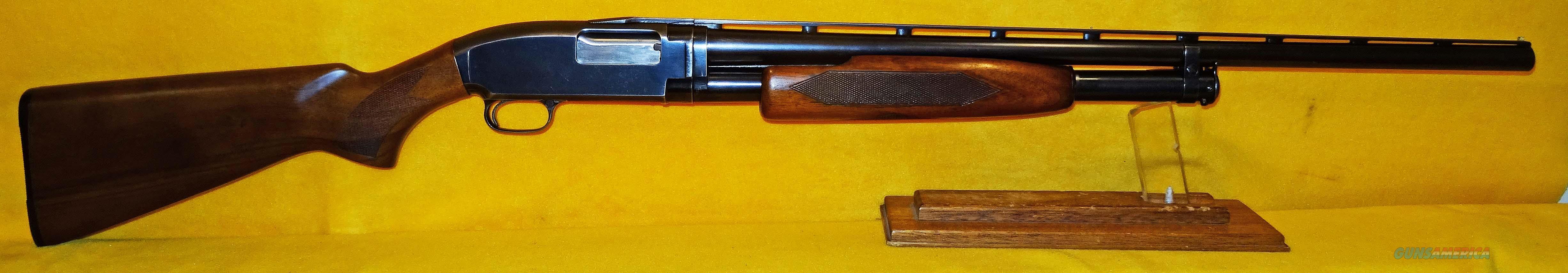WINCHESTER 12  Guns > Shotguns > Winchester Shotguns - Modern > Pump Action > Trap/Skeet