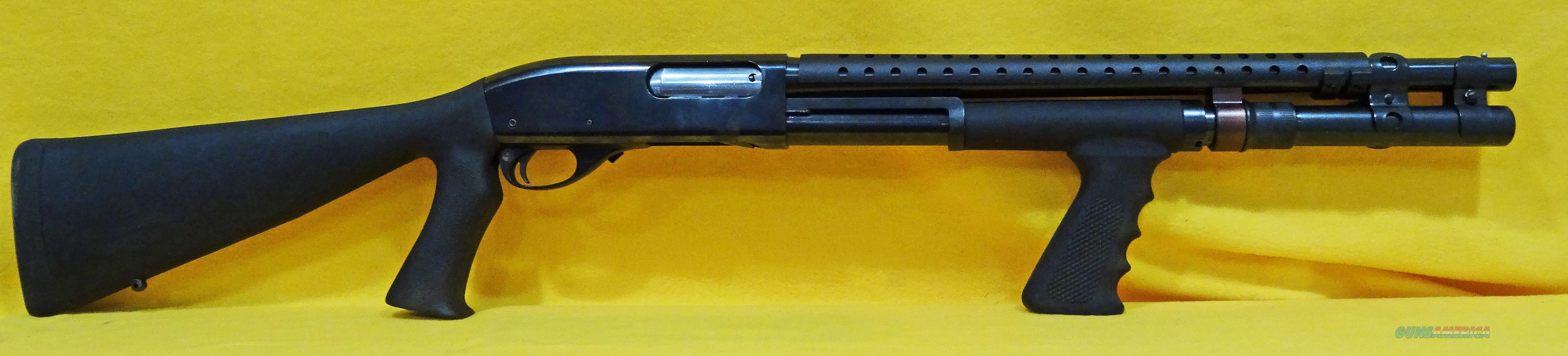 REMINGTON 870  Guns > Shotguns > Remington Shotguns  > Pump > Tactical