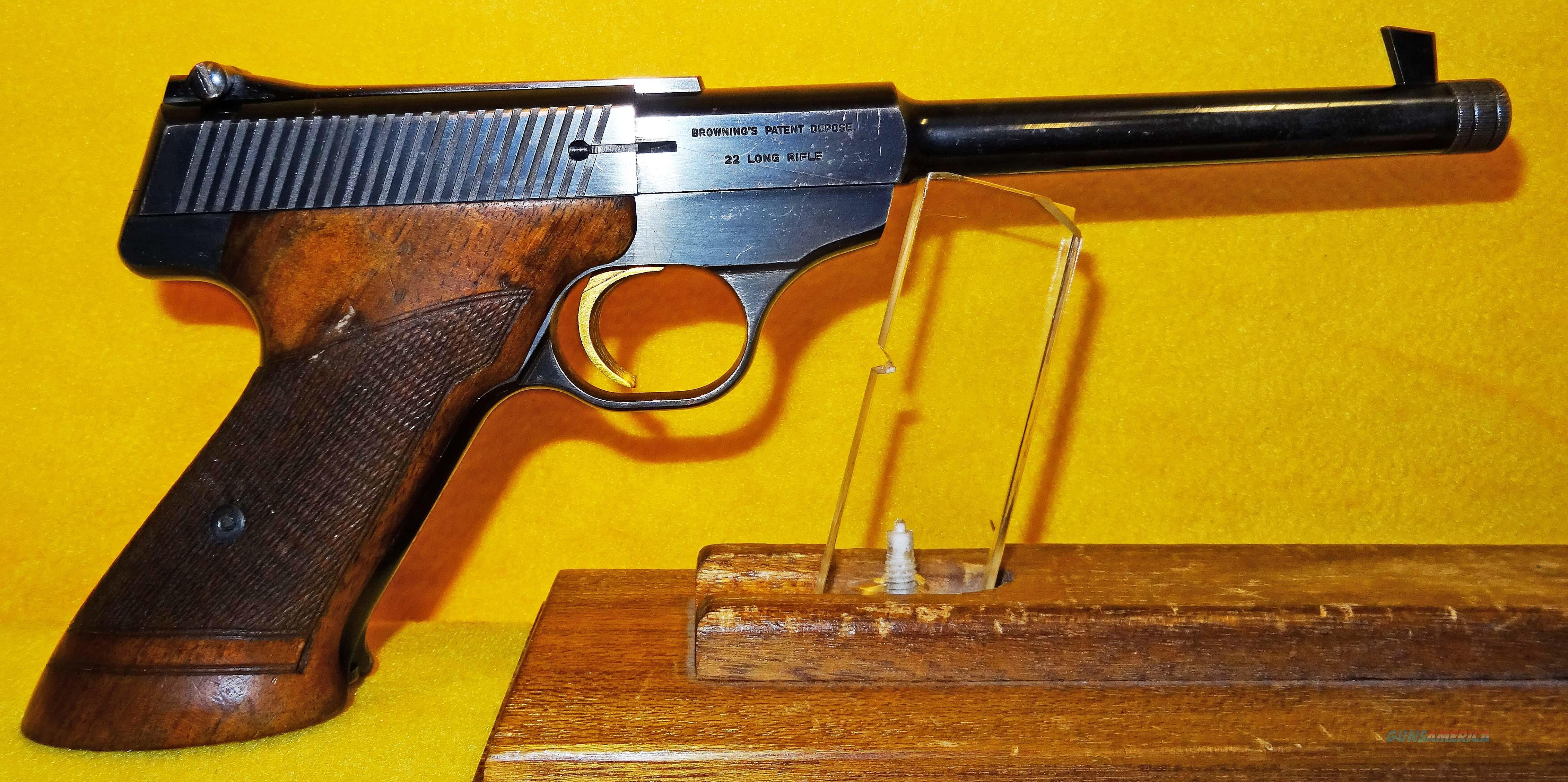 BROWNING CHALLENGER  Guns > Pistols > Browning Pistols > Other Autos