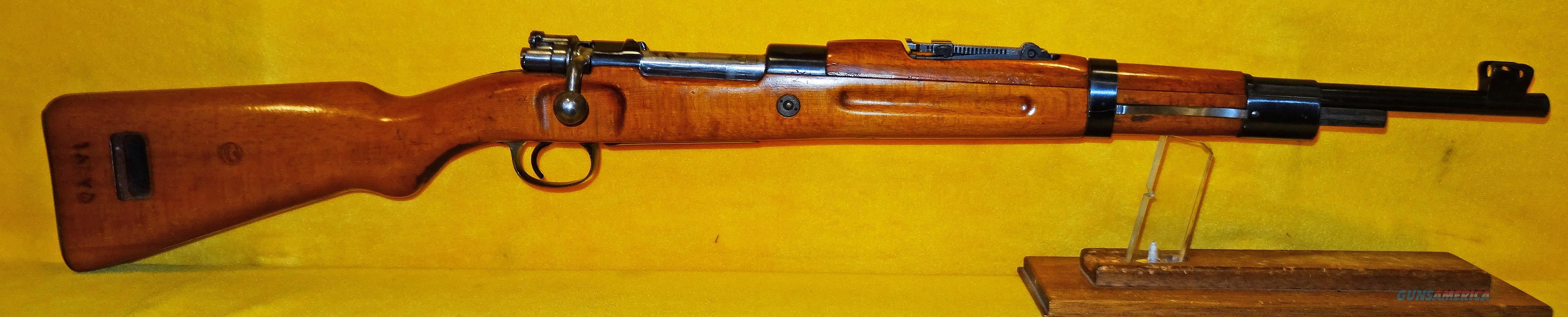 PERSIAN MAUSER IRANIAN CONTRACT MODEL 49  Guns > Rifles > Military Misc. Rifles Non-US > Other