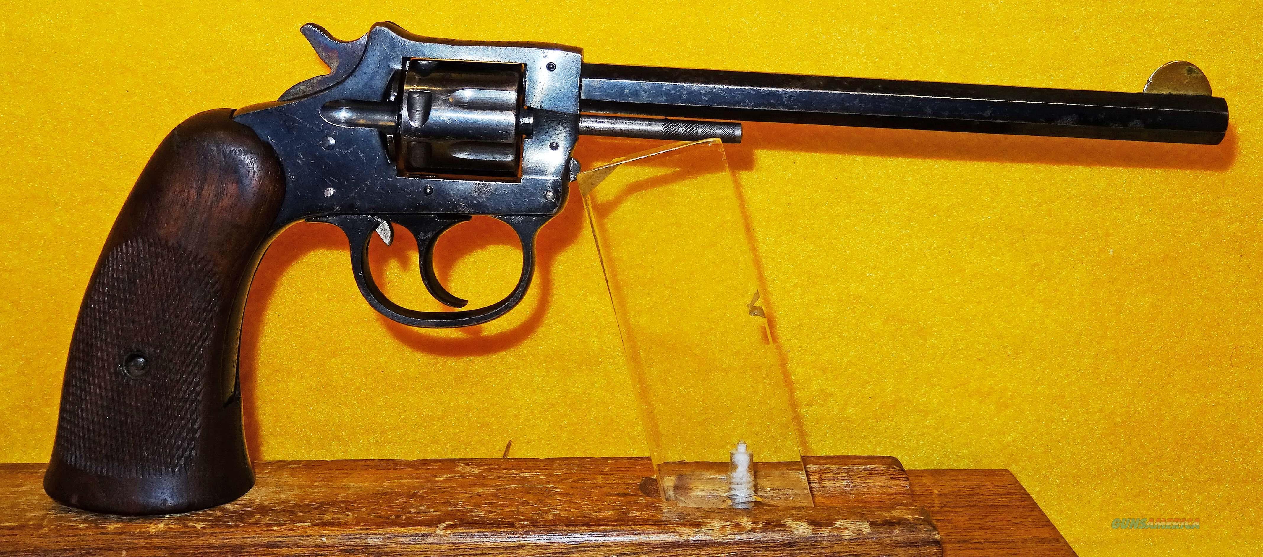 H&R (WORCESTER MASS.) TRAPPER  Guns > Pistols > Harrington & Richardson Pistols