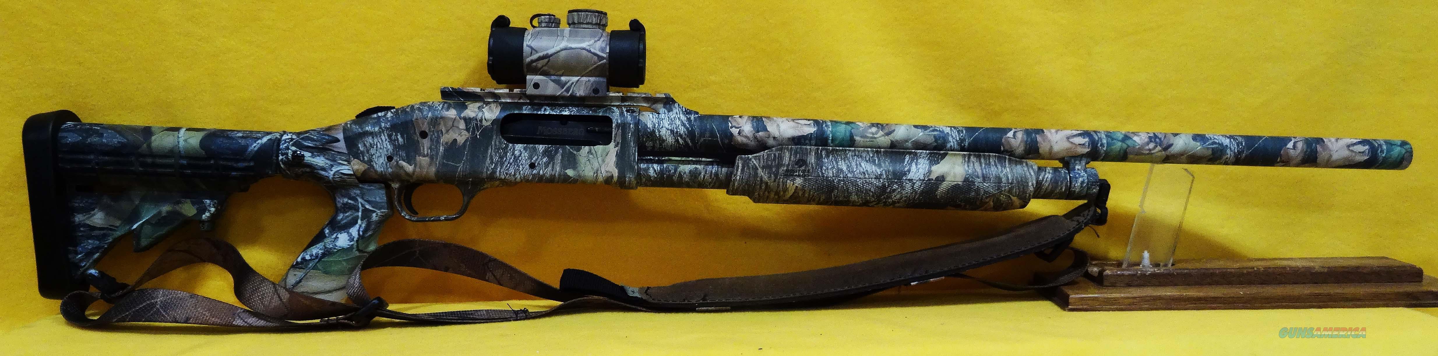MOSSBERG 535  Guns > Shotguns > Mossberg Shotguns > Pump > Sporting
