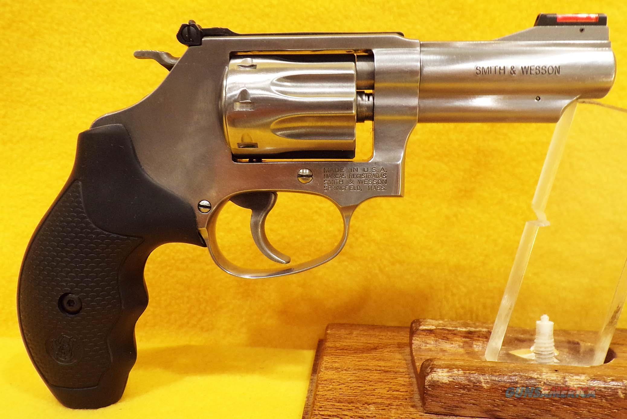 S&W 63-6  Guns > Pistols > Smith & Wesson Revolvers > Small Frame ( J )