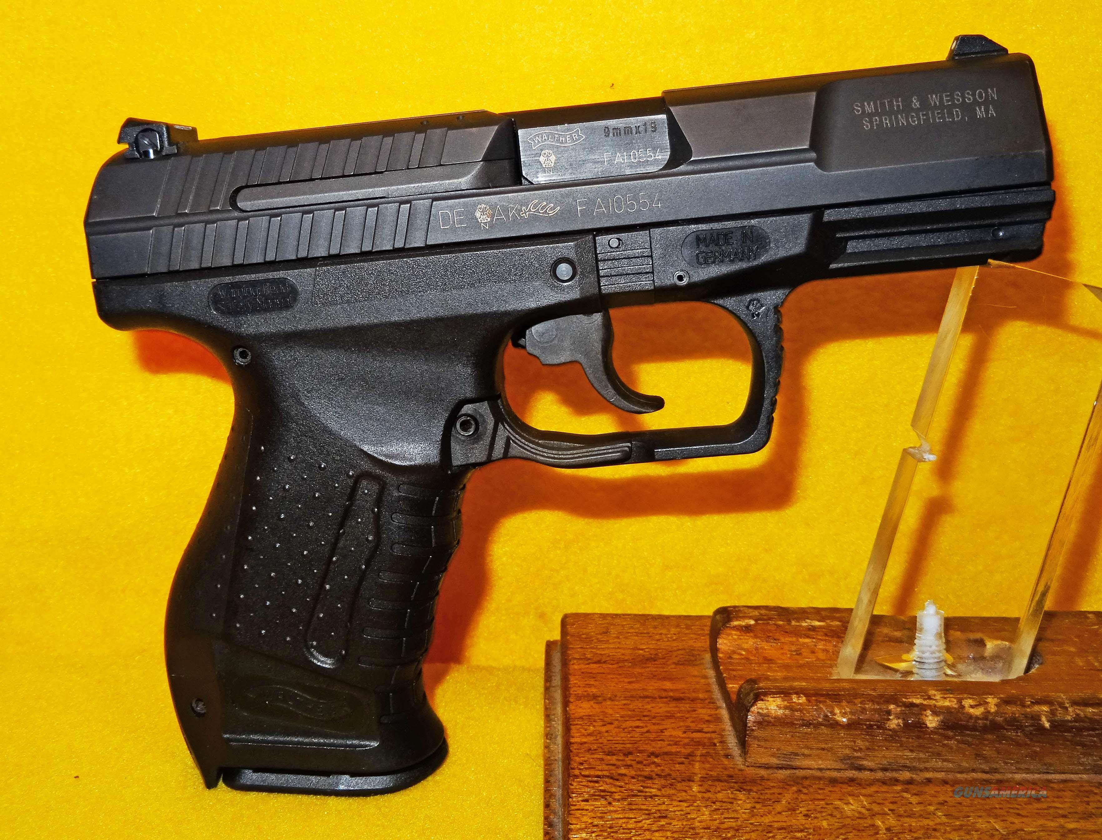 WALTHER P99AS  Guns > Pistols > Walther Pistols > Post WWII > P99/PPQ