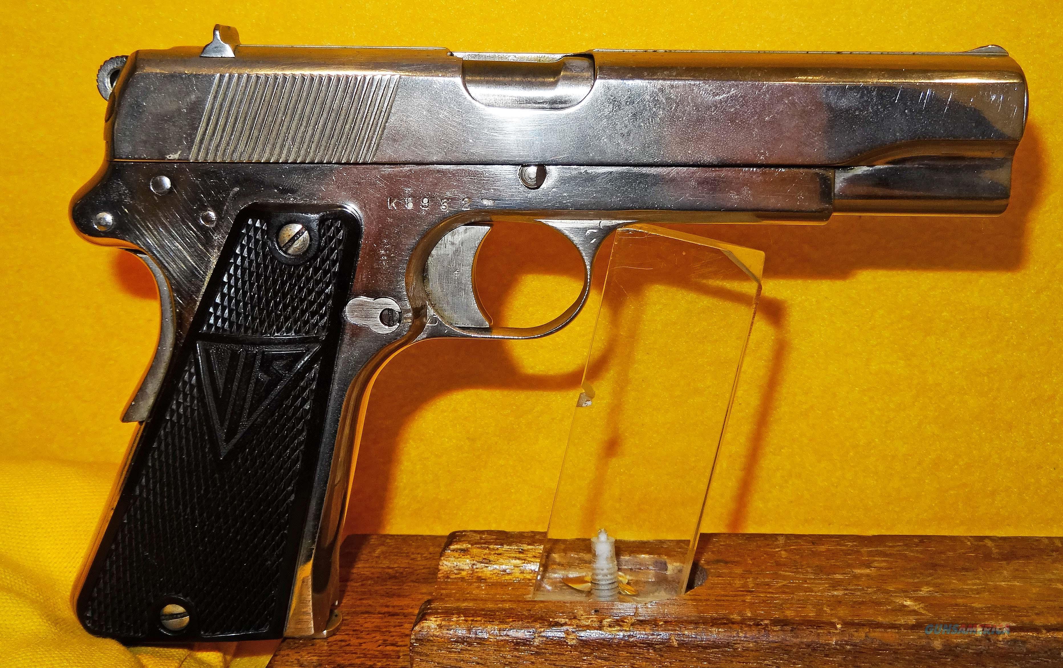 RADOM P35   Guns > Pistols > Military Misc. Pistols Non-US