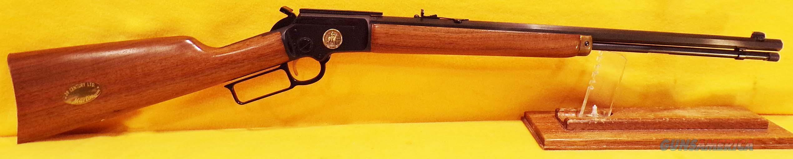 MARLIN 39 CENTURY LTD  Guns > Rifles > Marlin Rifles > Modern > Lever Action